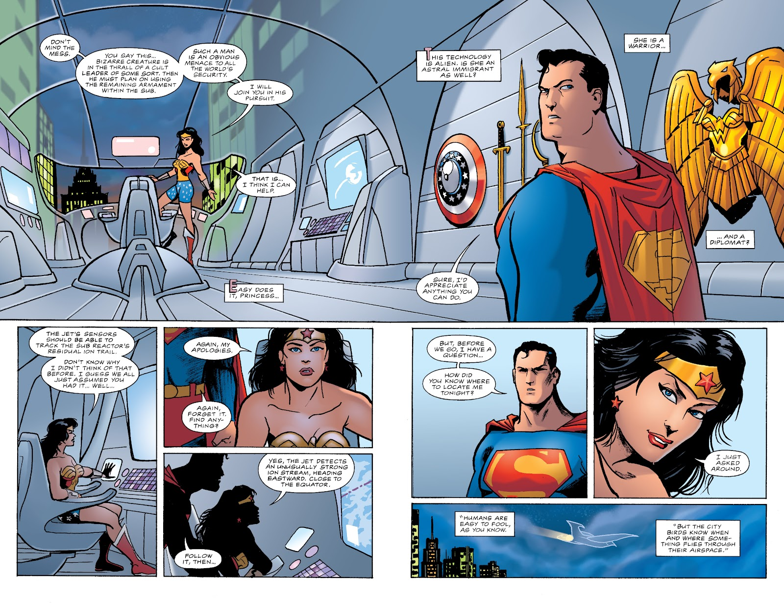 Batman/Superman/Wonder Woman: Trinity issue 1 - Page 42