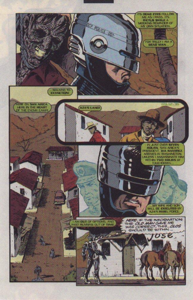 Read online Robocop (1990) comic -  Issue #22 - 3
