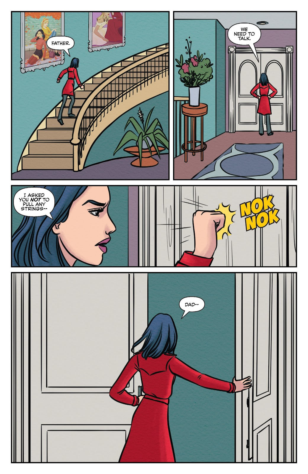 Read online Betty & Veronica (2019) comic -  Issue #3 - 16