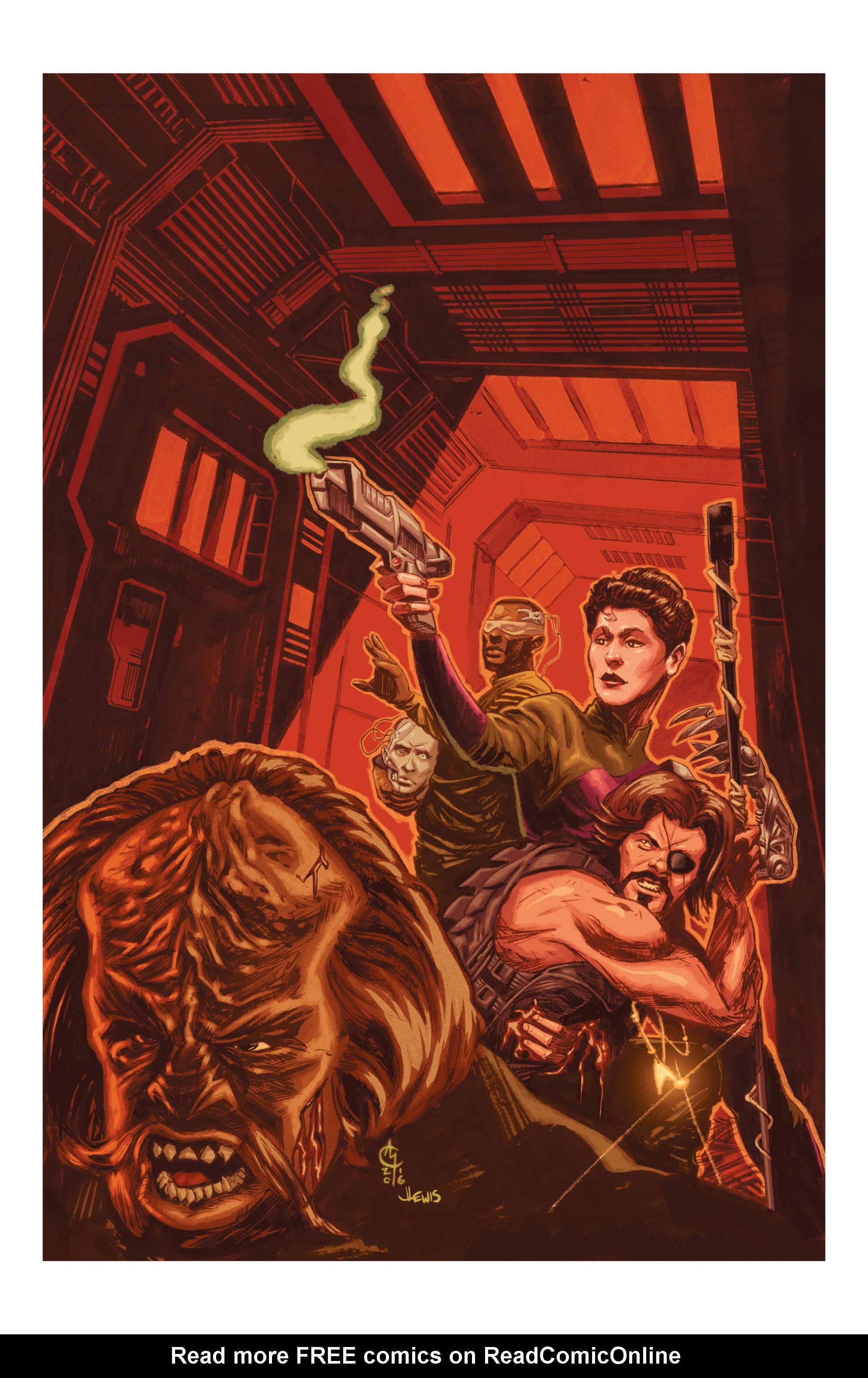 Read online Star Trek: Deviations comic -  Issue # Full - 33