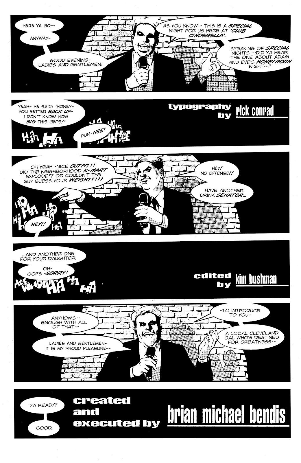 Read online Goldfish comic -  Issue # TPB (Part 1) - 14