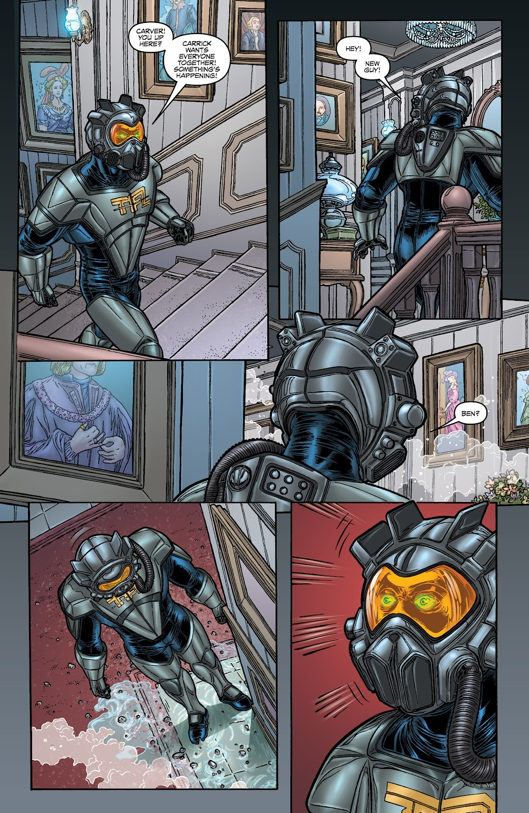 No Hero issue 7 - Page 1