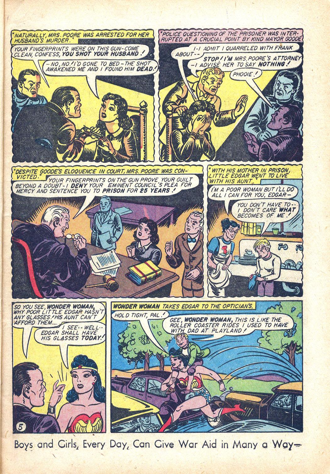 Read online Sensation (Mystery) Comics comic -  Issue #34 - 7