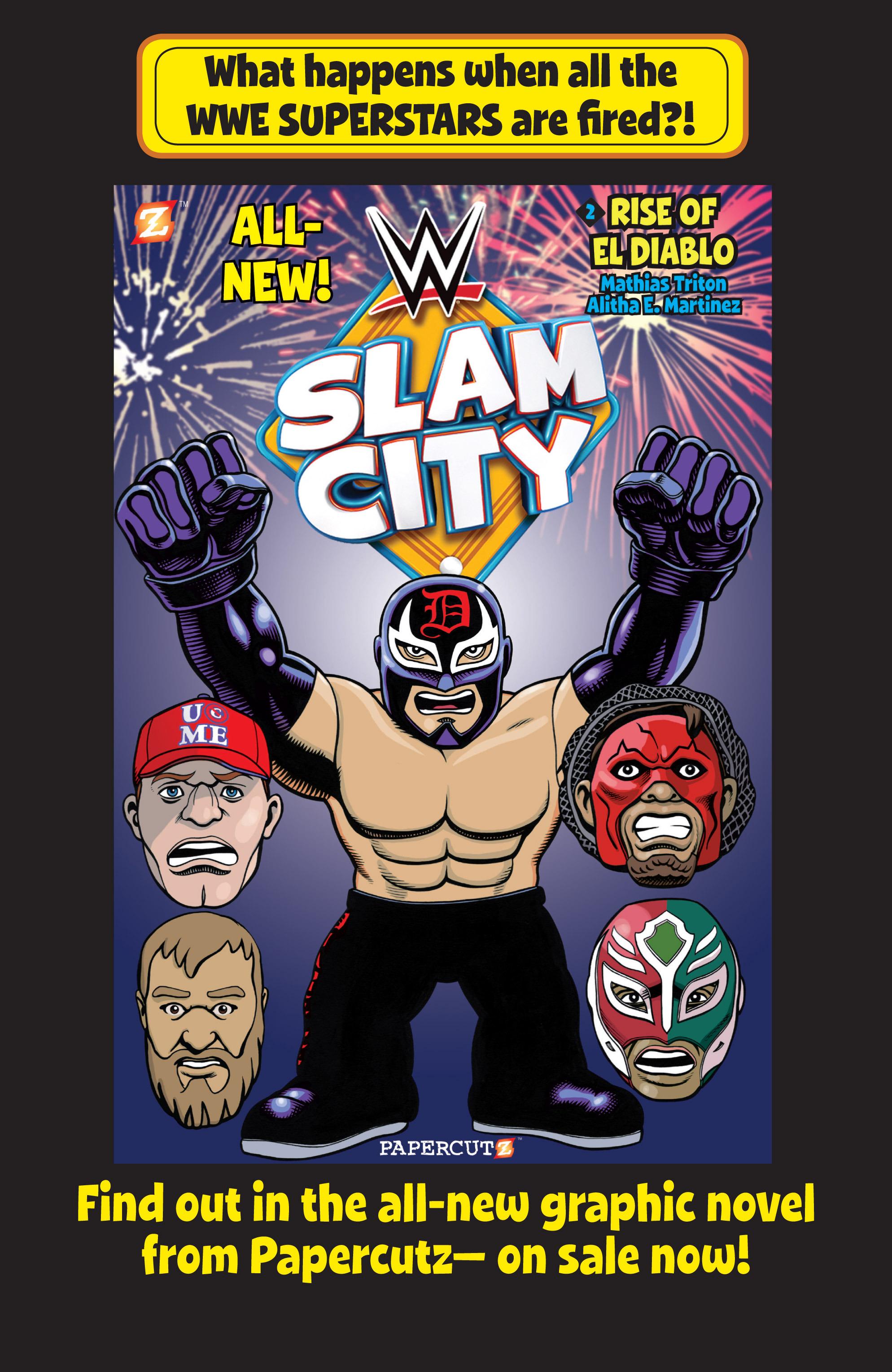 Read online WWE Superstars comic -  Issue #11 - 24