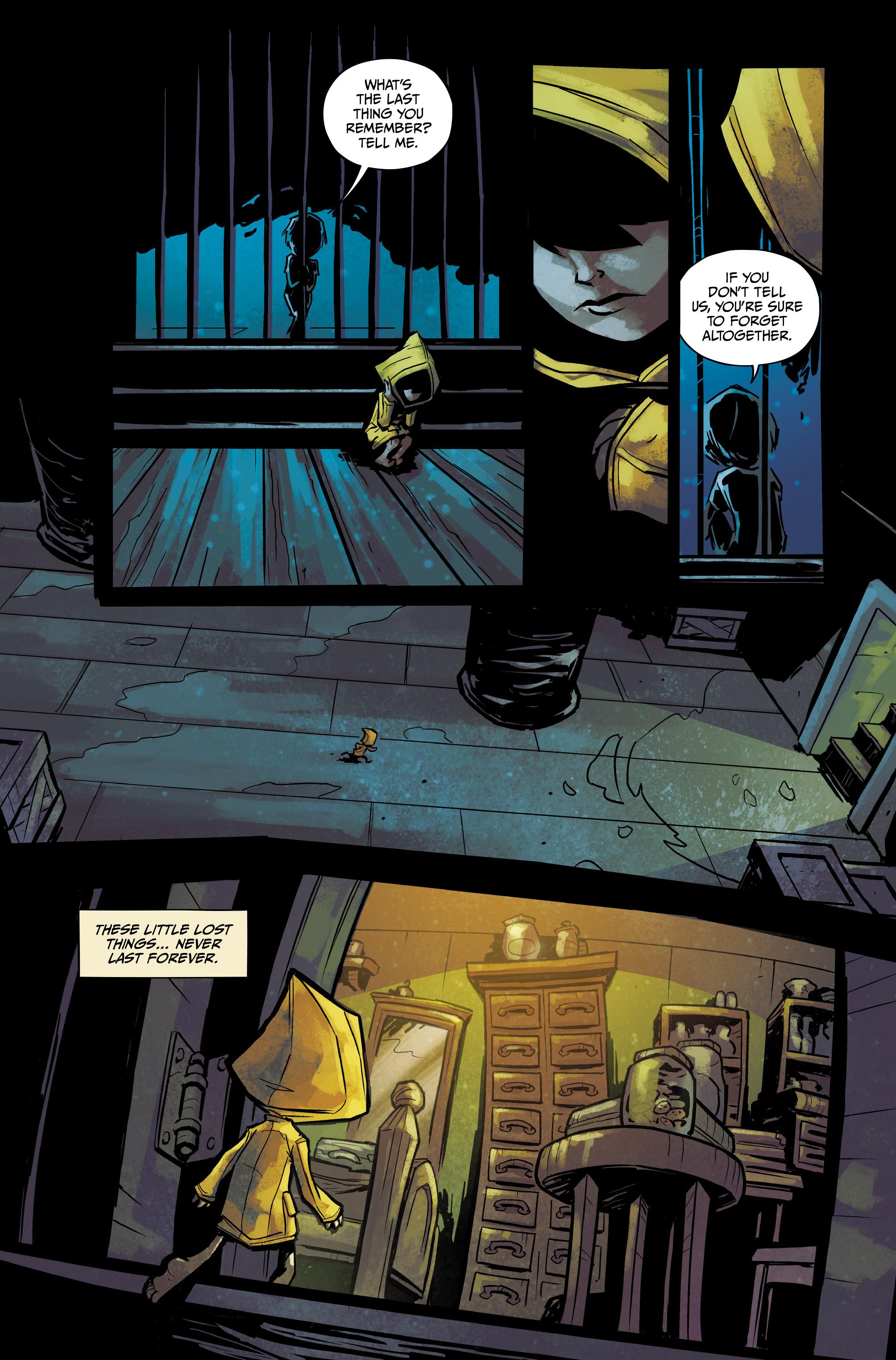 Read online Little Nightmares comic -  Issue #1 - 7