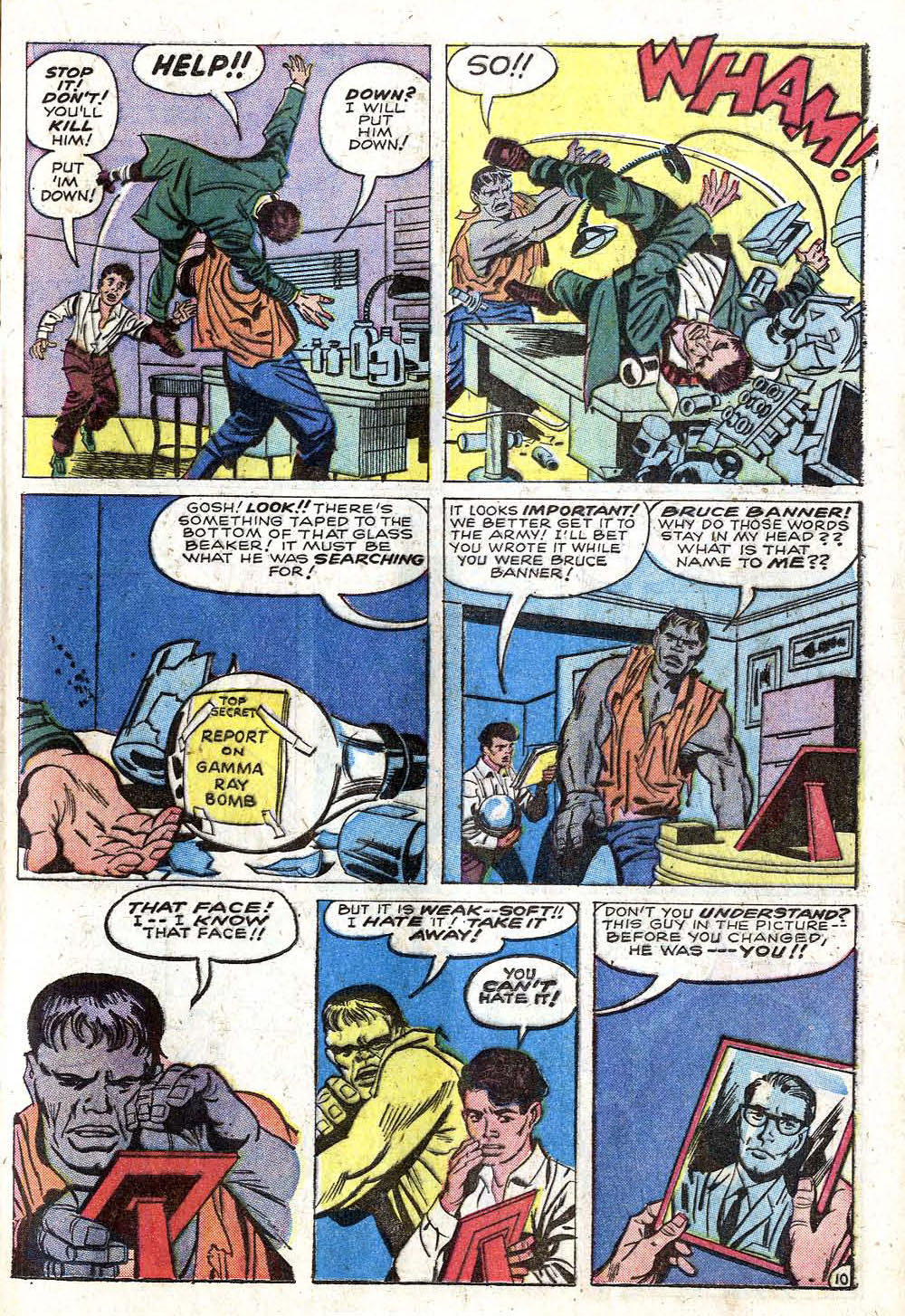 The Incredible Hulk (1962) issue 1 - Page 13
