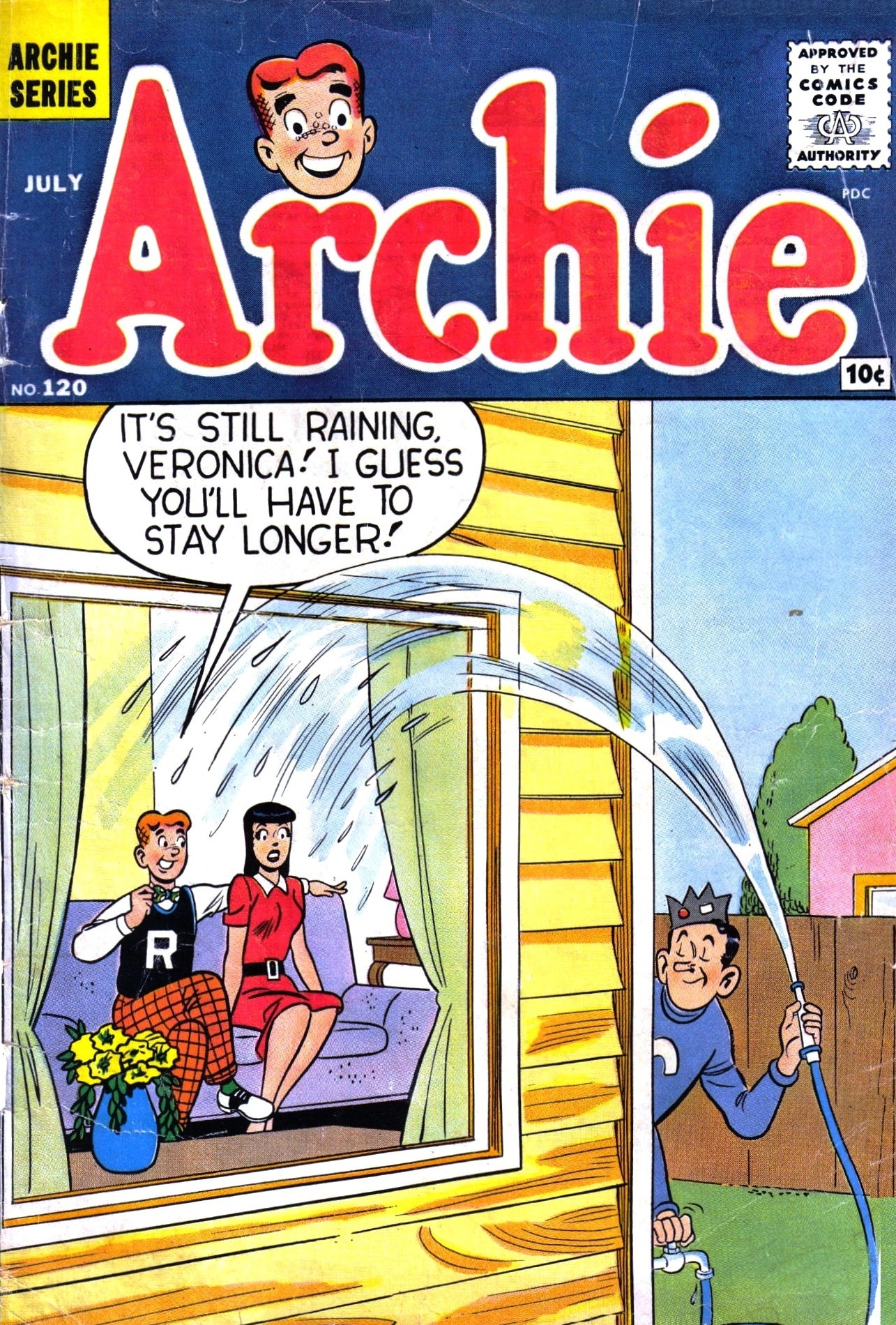 Read online Archie (1960) comic -  Issue #120 - 1