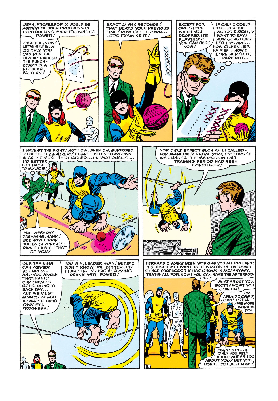 Uncanny X-Men (1963) 8 Page 3