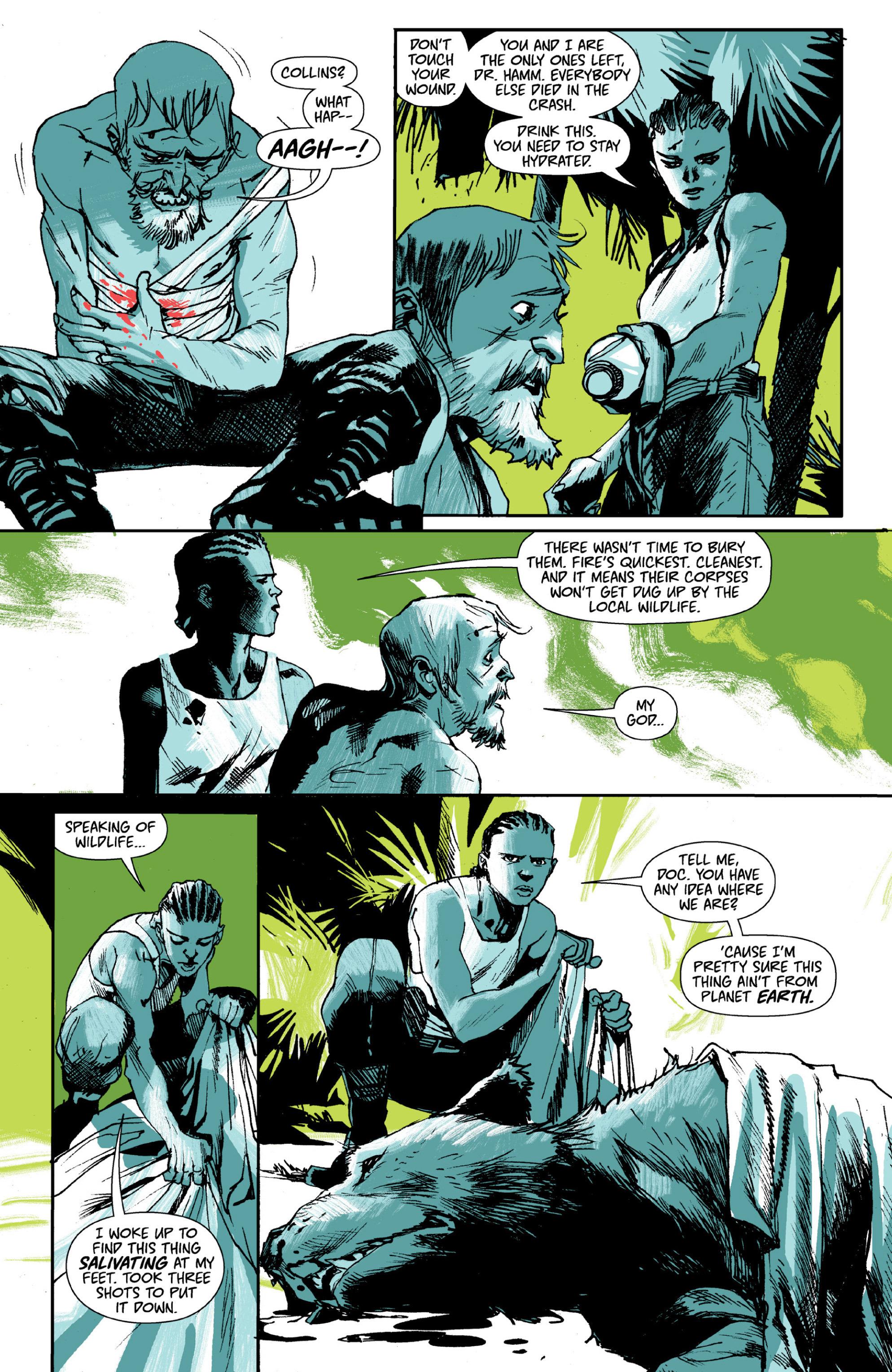 Read online Ei8ht comic -  Issue # TPB - 46