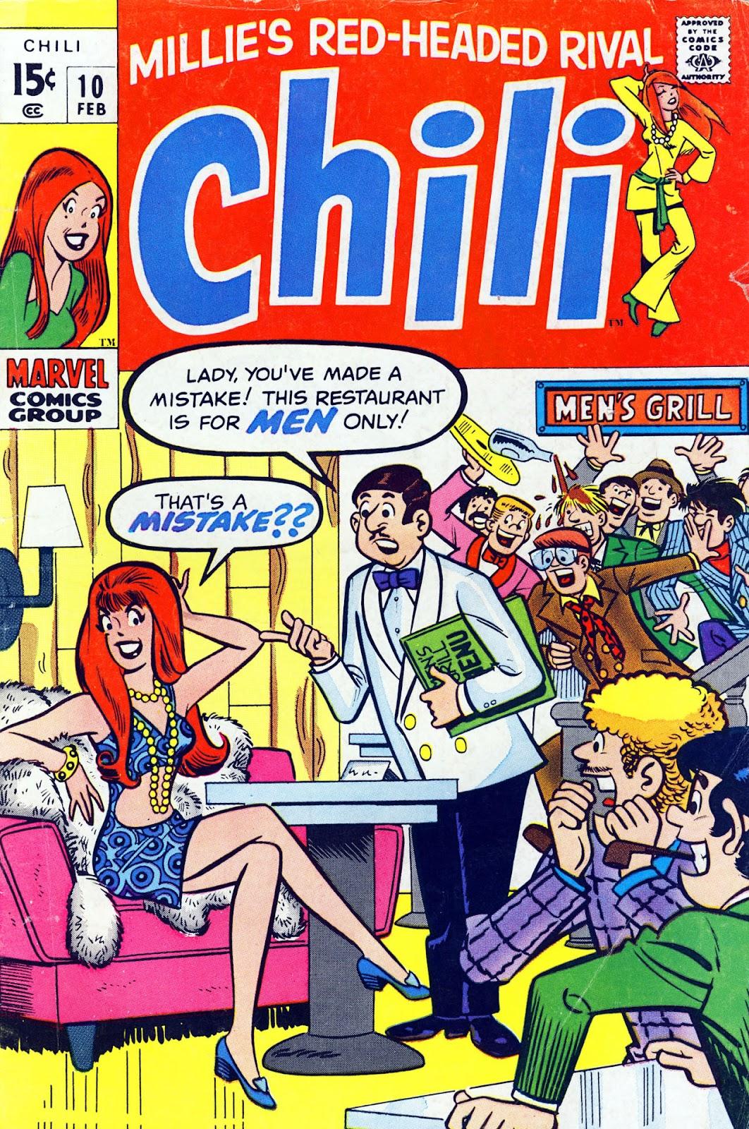 Chili 10 Page 1