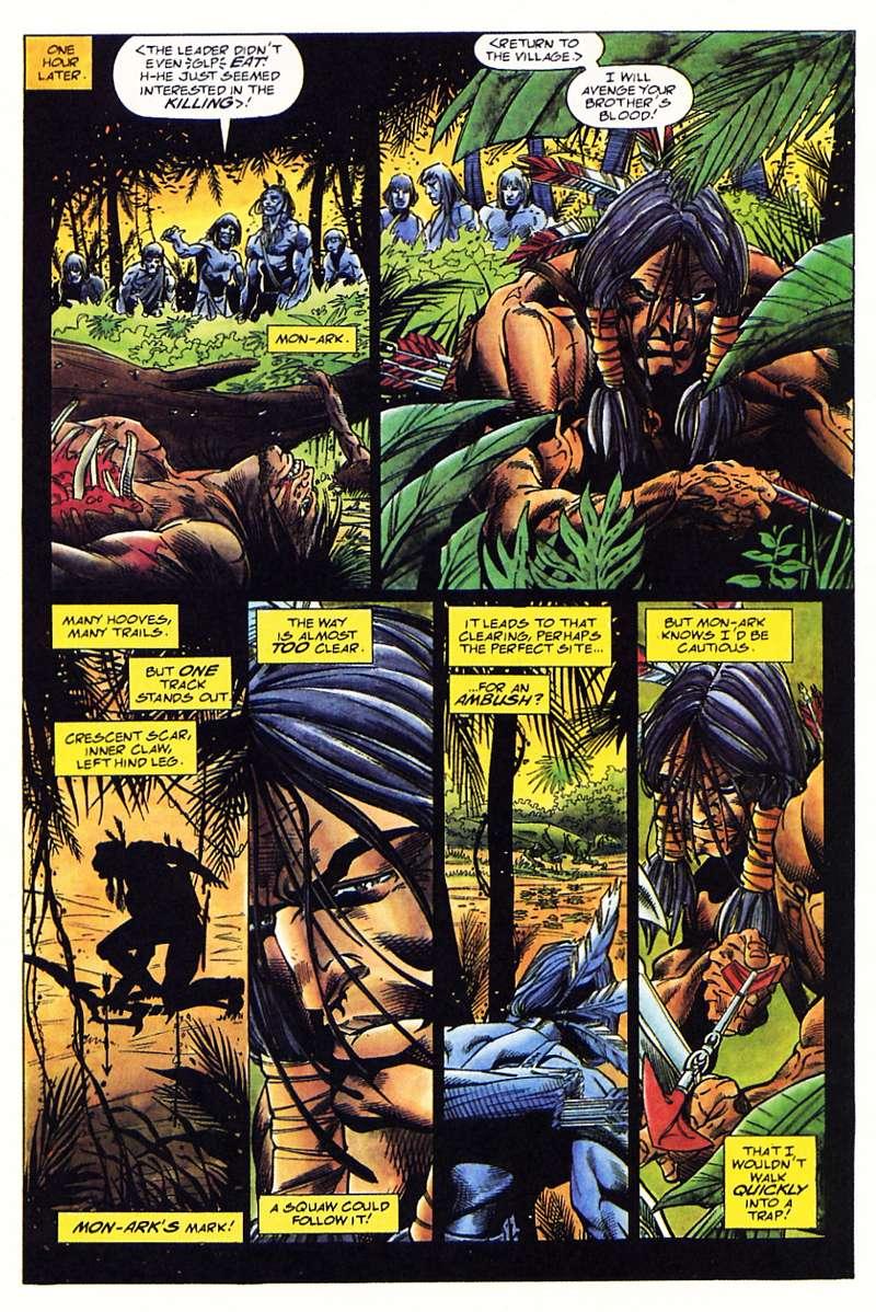 Read online Turok, Dinosaur Hunter (1993) comic -  Issue #1 - 18