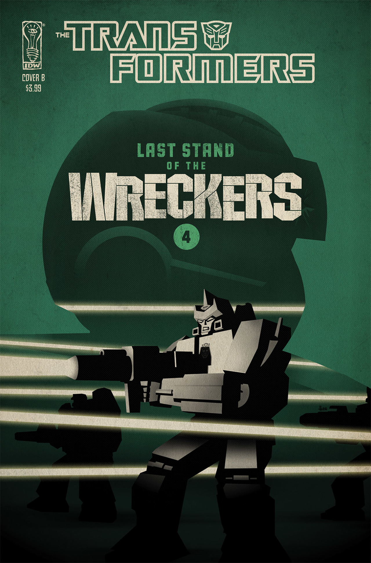 Read online Transformers: Last Stand of The Wreckers comic -  Issue #4 - 2