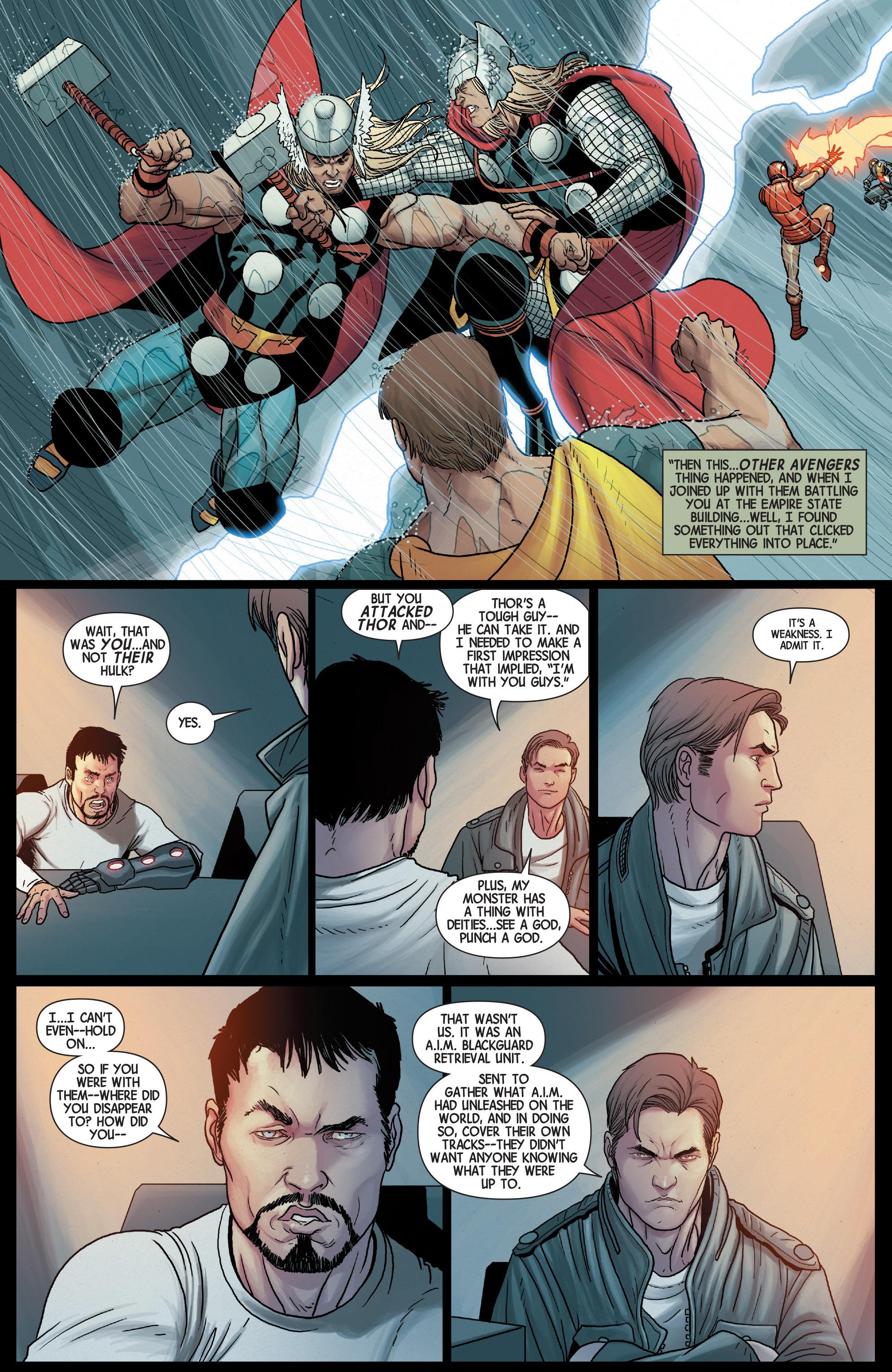 Read online Avengers (2013) comic -  Issue #Avengers (2013) _TPB 5 - 141