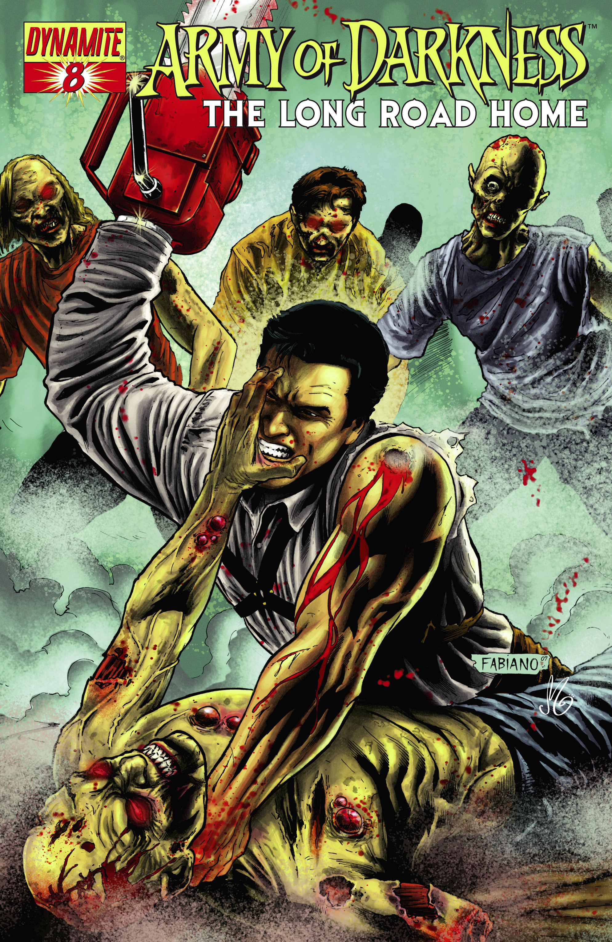 Read online Army of Darkness: The Long Road Home comic -  Issue #Army of Darkness: The Long Road Home TPB - 79