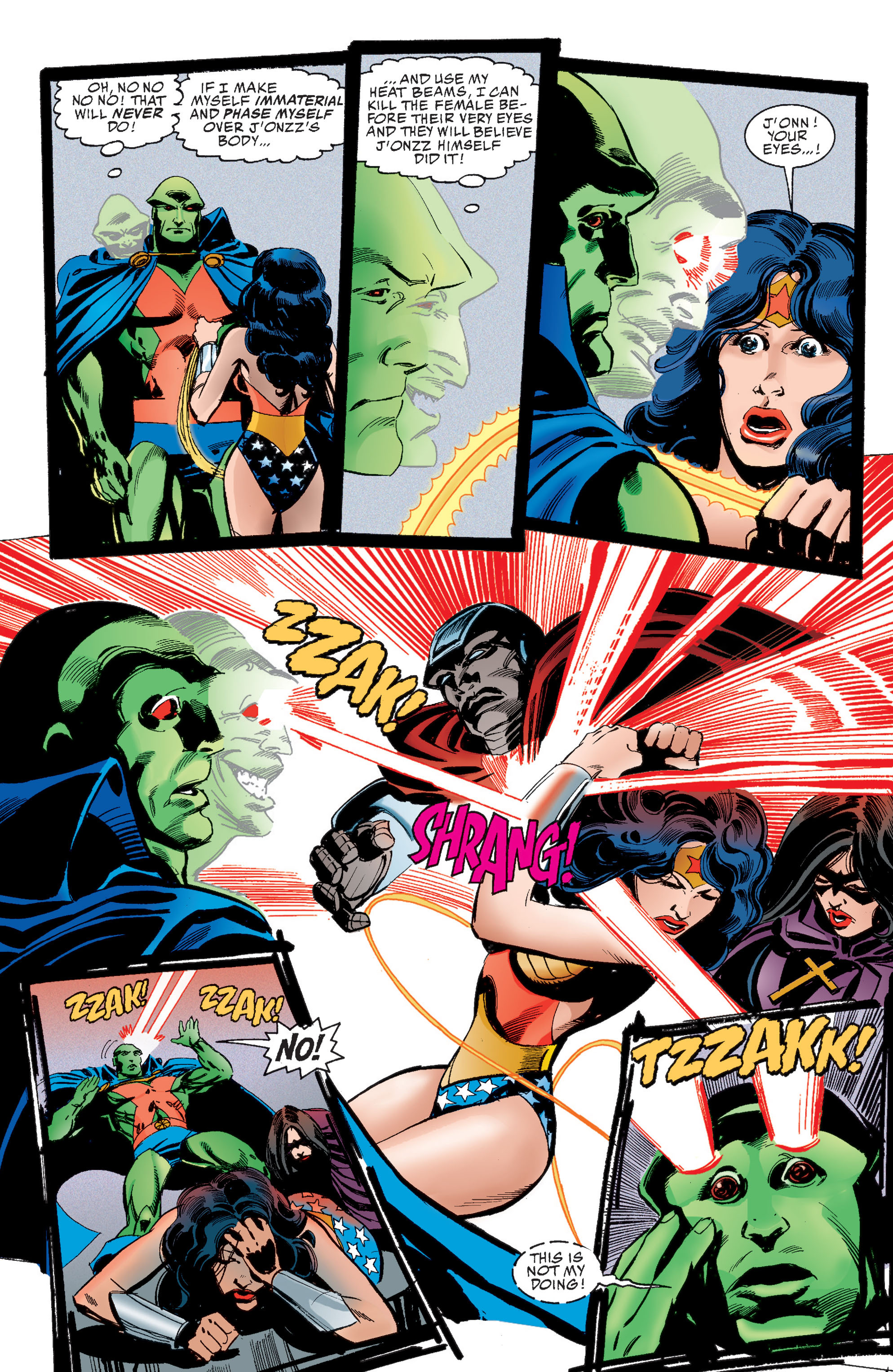 Read online Martian Manhunter: Son of Mars comic -  Issue # TPB - 178