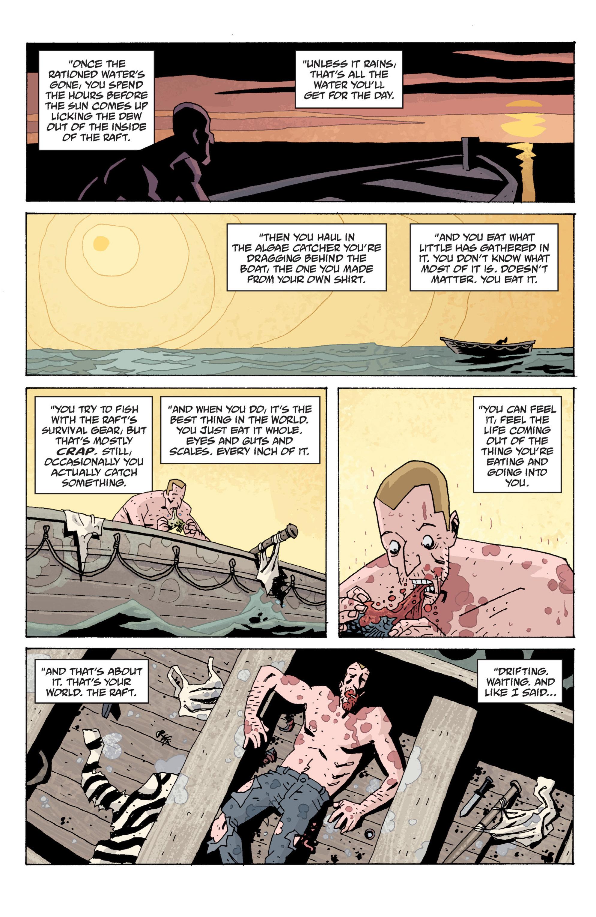 Read online B.P.R.D. (2003) comic -  Issue # TPB 13 - 100