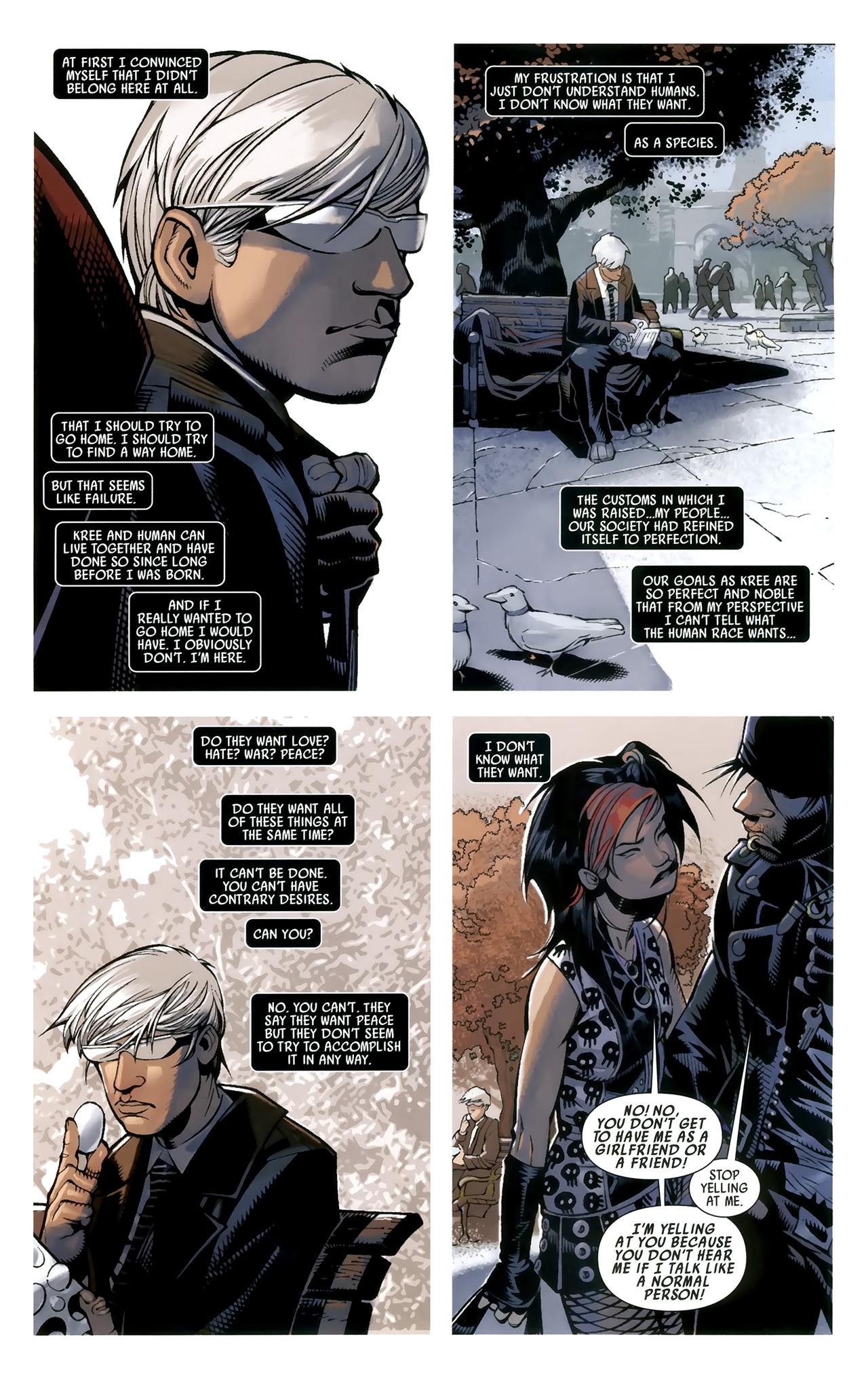 Read online Dark Avengers (2009) comic -  Issue # _Annual 1 - 6
