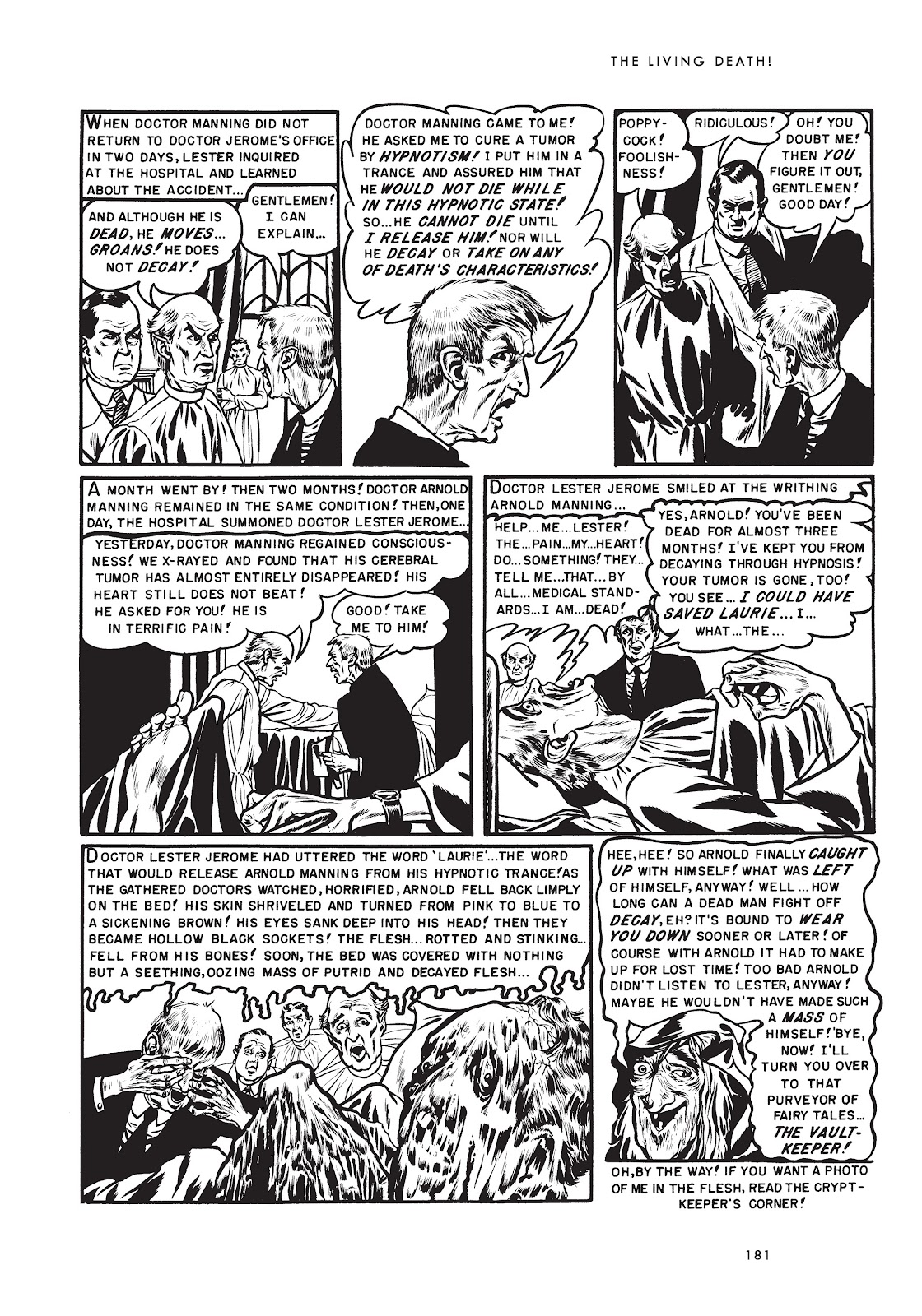 Read online Doctor of Horror and Other Stories comic -  Issue # TPB (Part 2) - 97