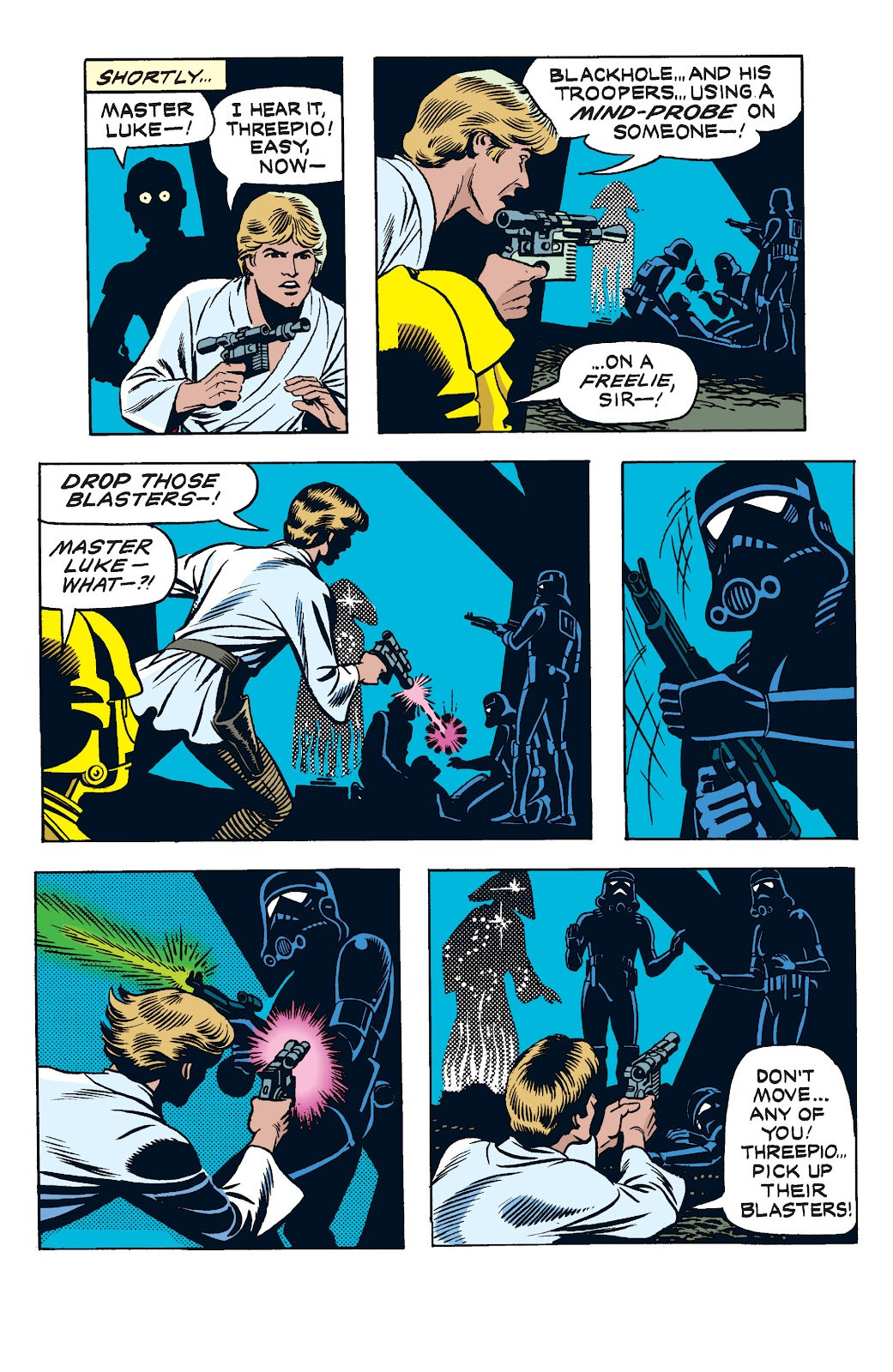 Read online Star Wars Legends: The Newspaper Strips - Epic Collection comic -  Issue # TPB (Part 2) - 11
