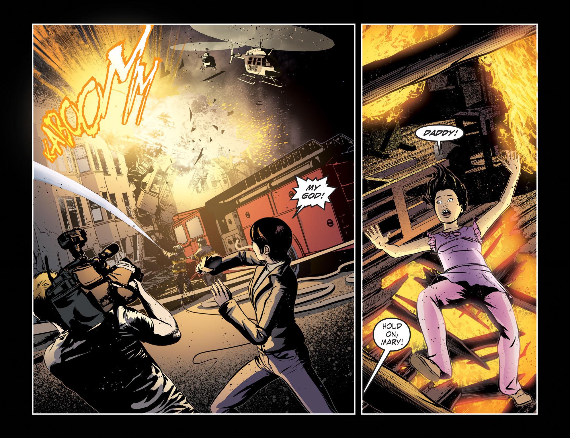 Read online Smallville: Season 11 comic -  Issue #55 - 13