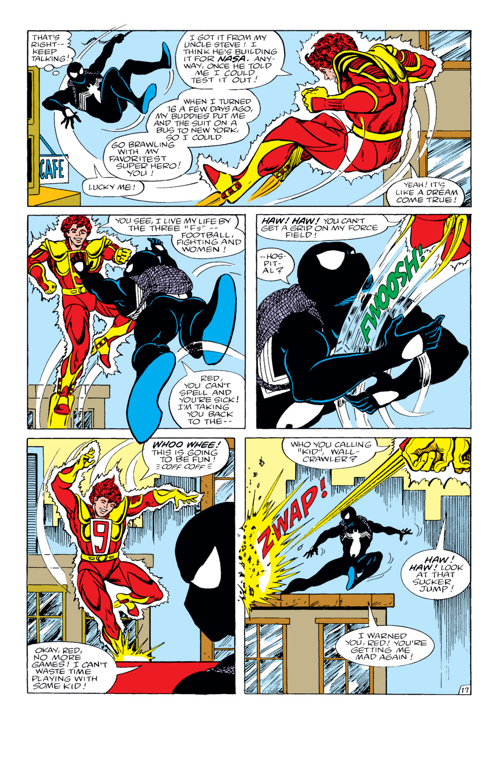 The Amazing Spider-Man (1963) 264 Page 17