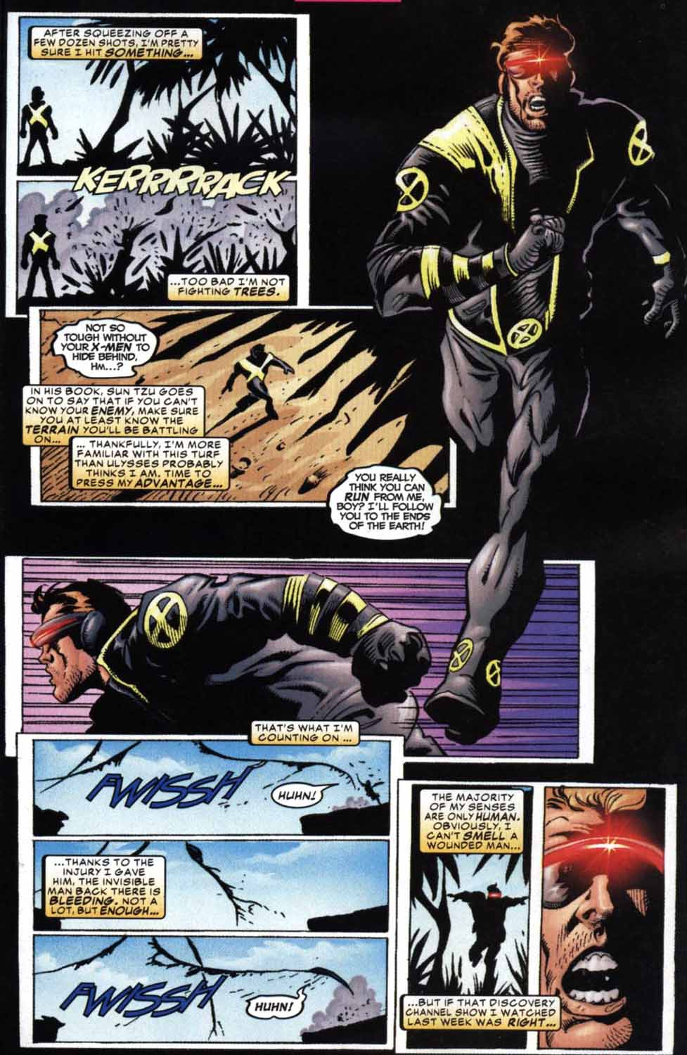 Read online Cyclops (2001) comic -  Issue #2 - 14