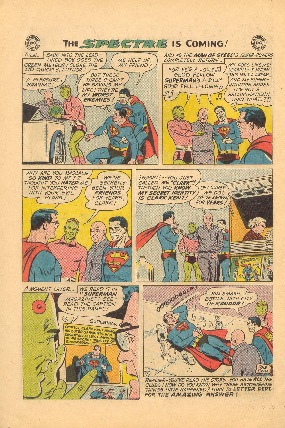 Read online Adventure Comics (1938) comic -  Issue #339 - 34