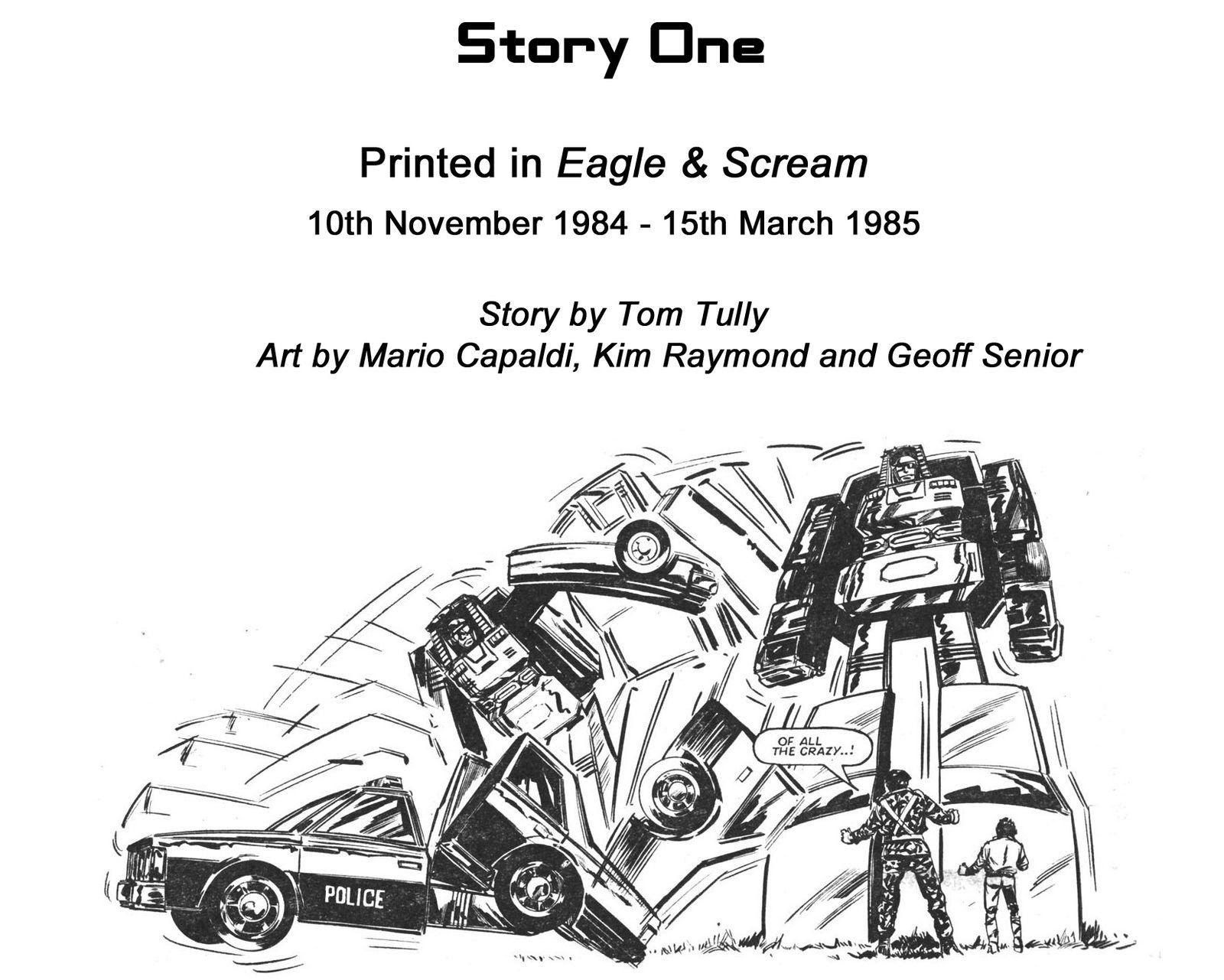 Read online Robo Machines comic -  Issue # TPB - 8