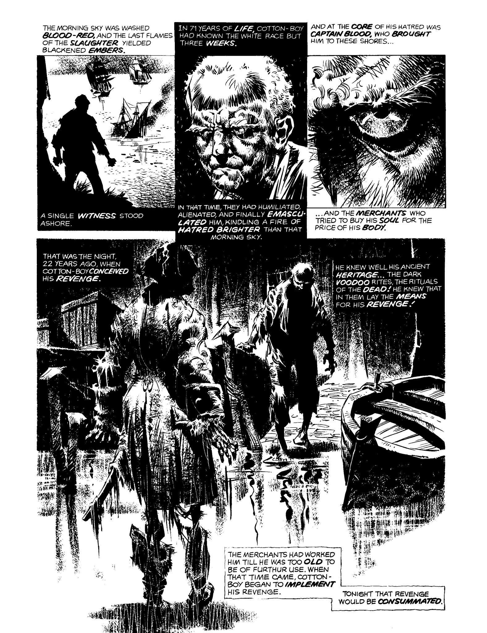 Read online Eerie Archives comic -  Issue # TPB 13 - 41