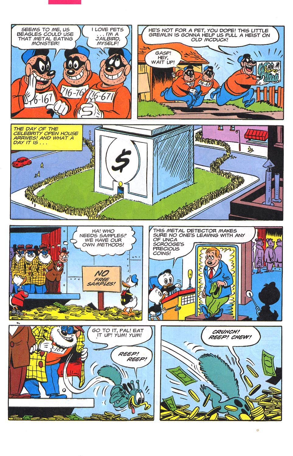 Read online Uncle Scrooge (1953) comic -  Issue #294 - 23