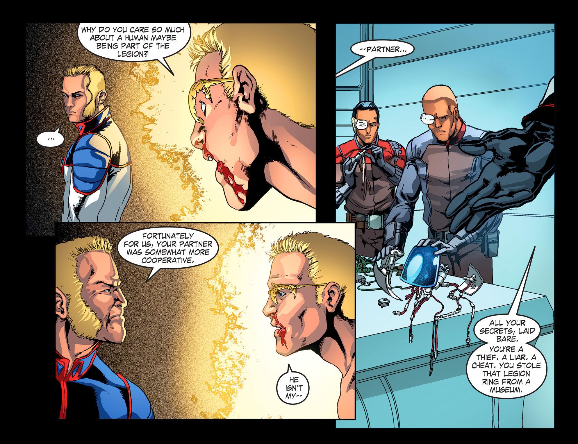 Read online Smallville: Season 11 comic -  Issue #51 - 5