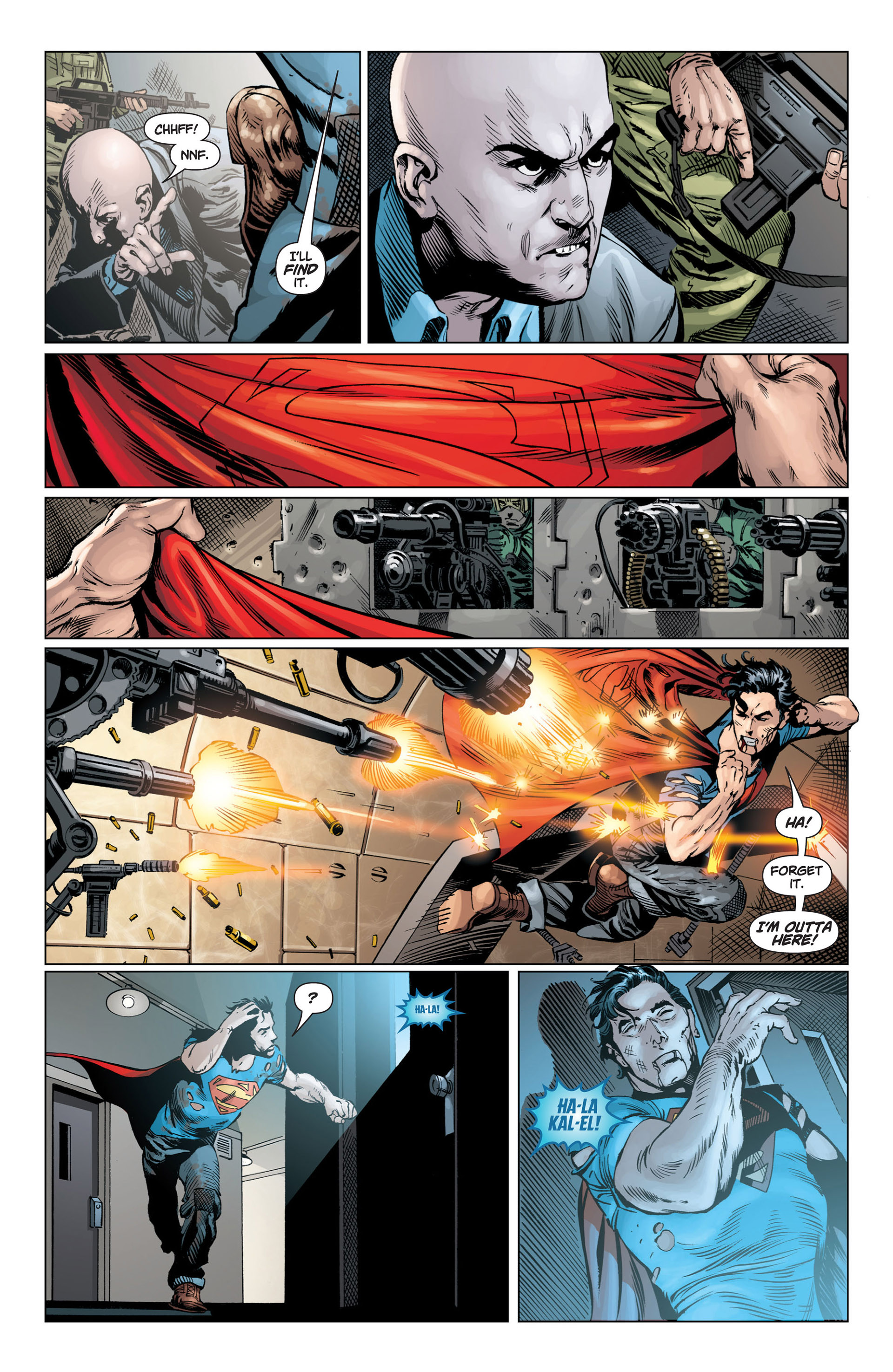 Read online Action Comics (2011) comic -  Issue #2 - 15