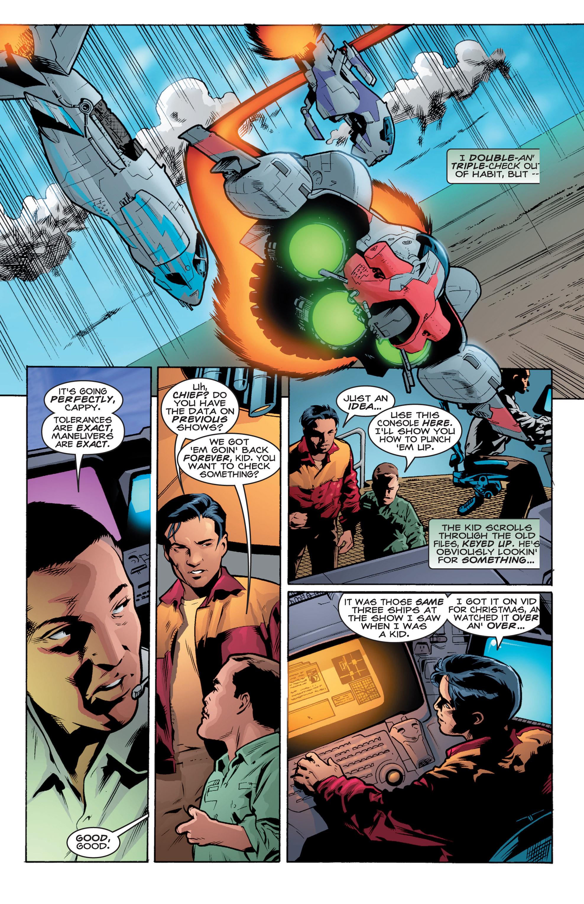 Read online Shockrockets comic -  Issue # TPB - 94