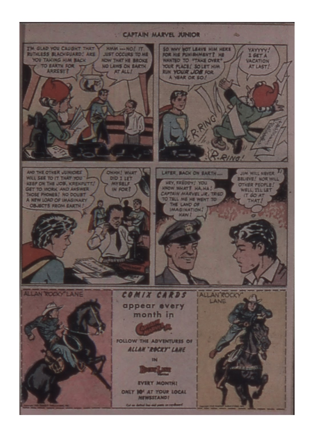 Captain Marvel, Jr. issue 81 - Page 13