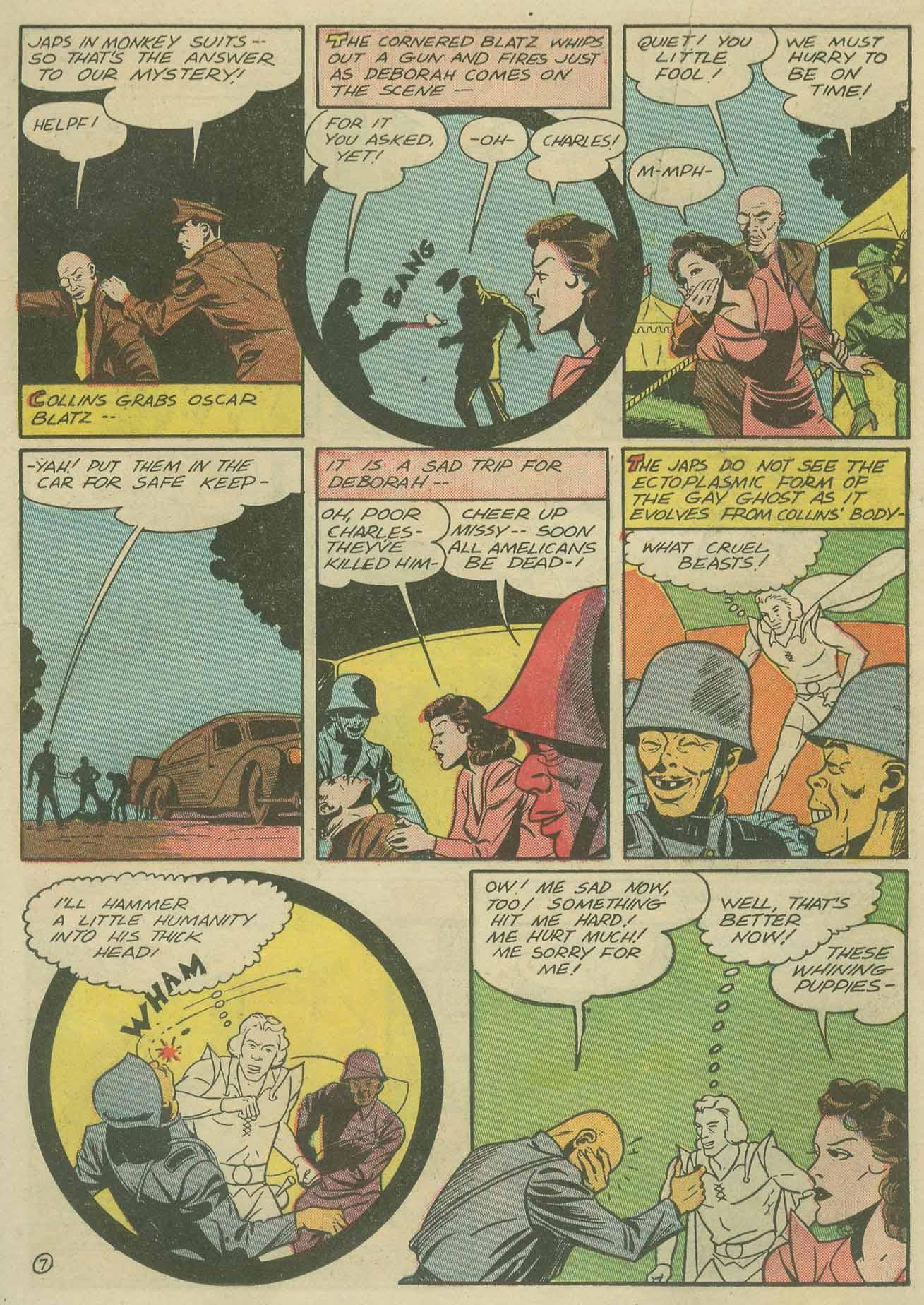 Read online Sensation (Mystery) Comics comic -  Issue #9 - 43