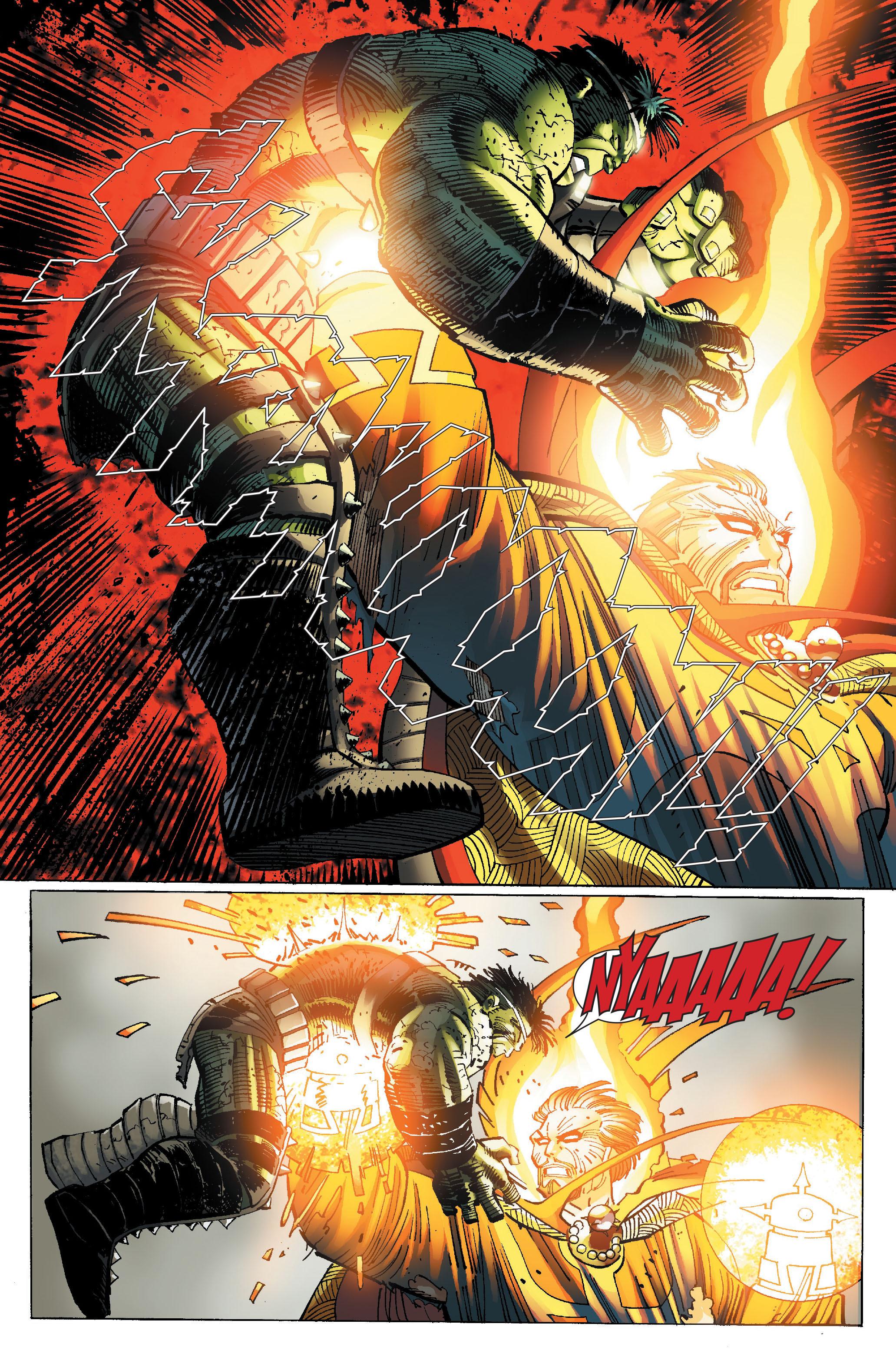 Read online World War Hulk comic -  Issue #4 - 6