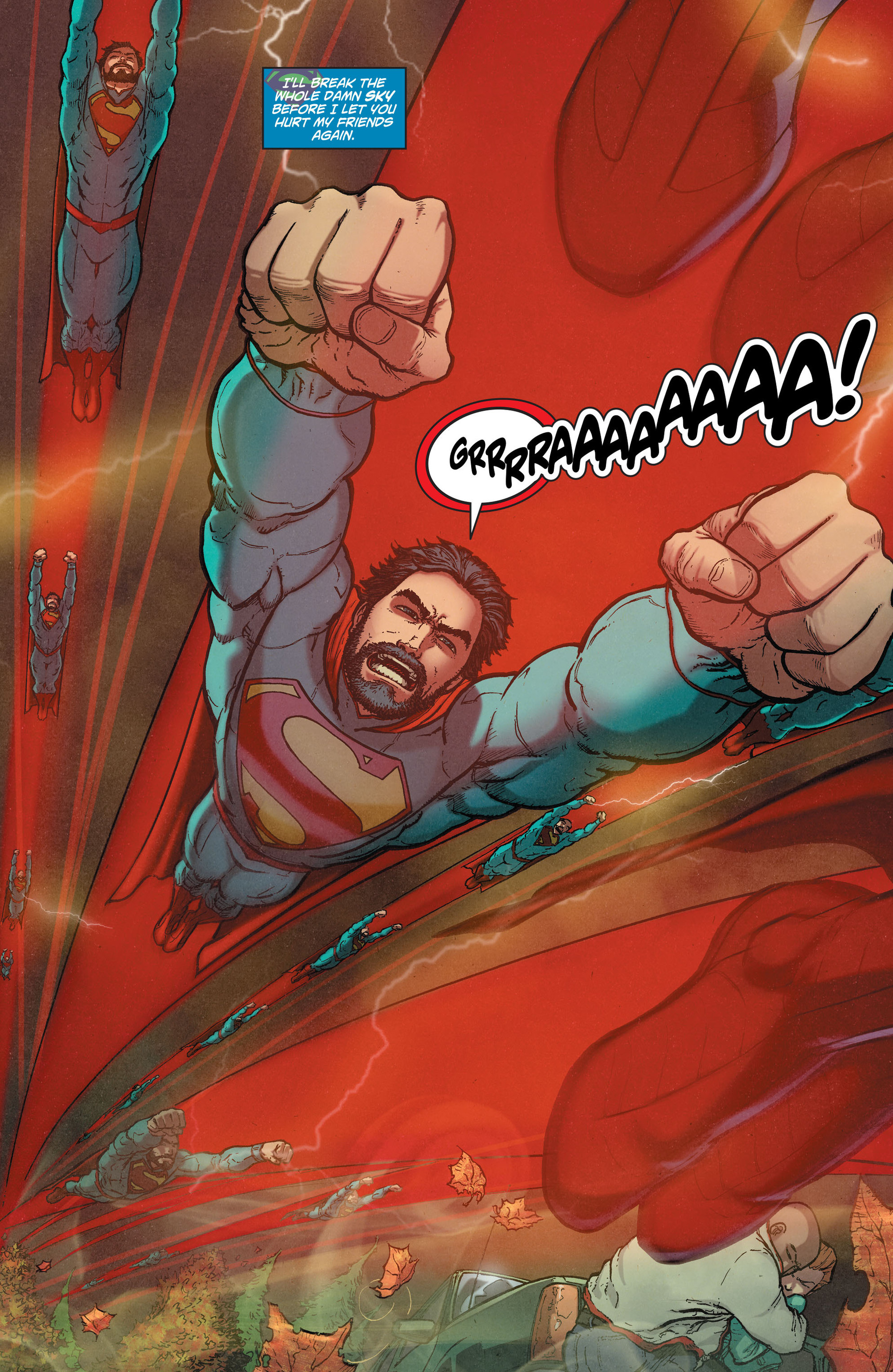 Read online Action Comics (2011) comic -  Issue #36 - 21