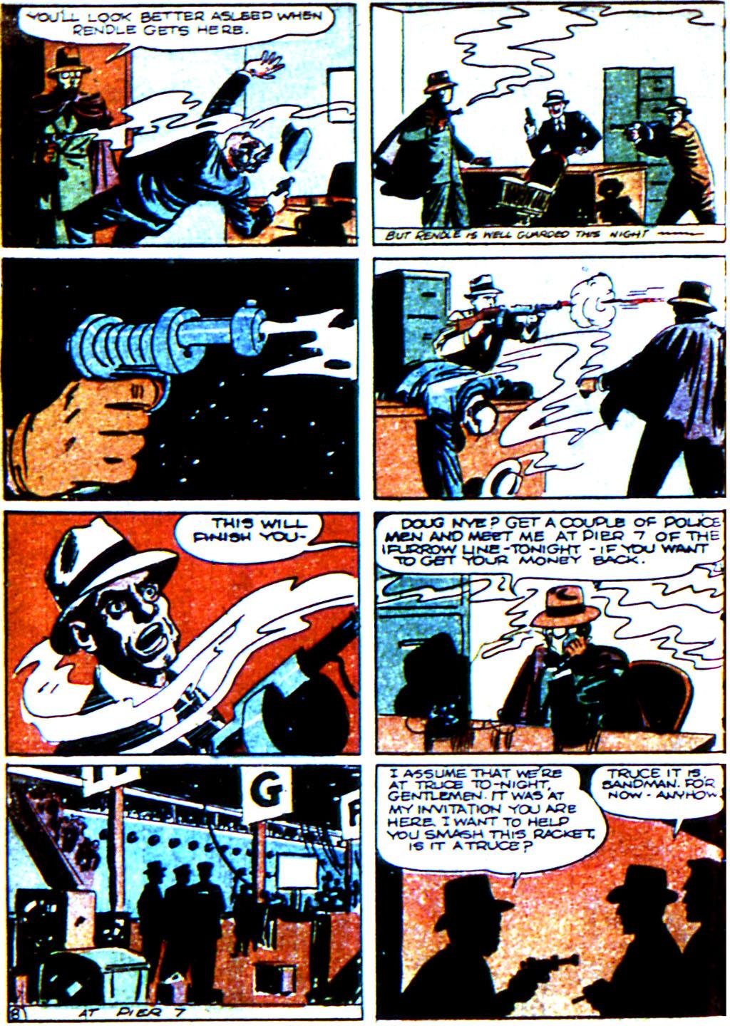Read online Adventure Comics (1938) comic -  Issue #45 - 10