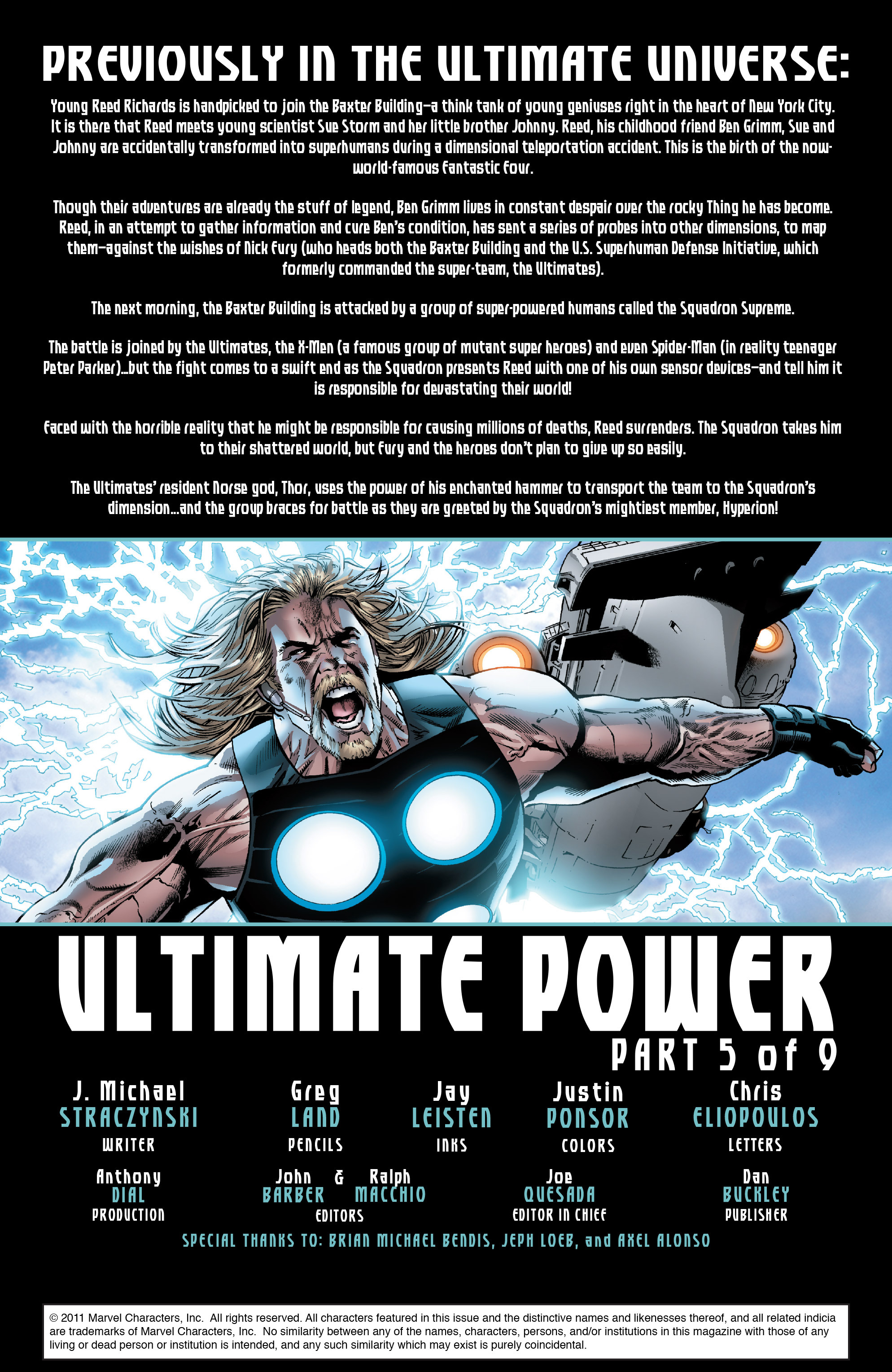Read online Ultimate Power comic -  Issue #5 - 2