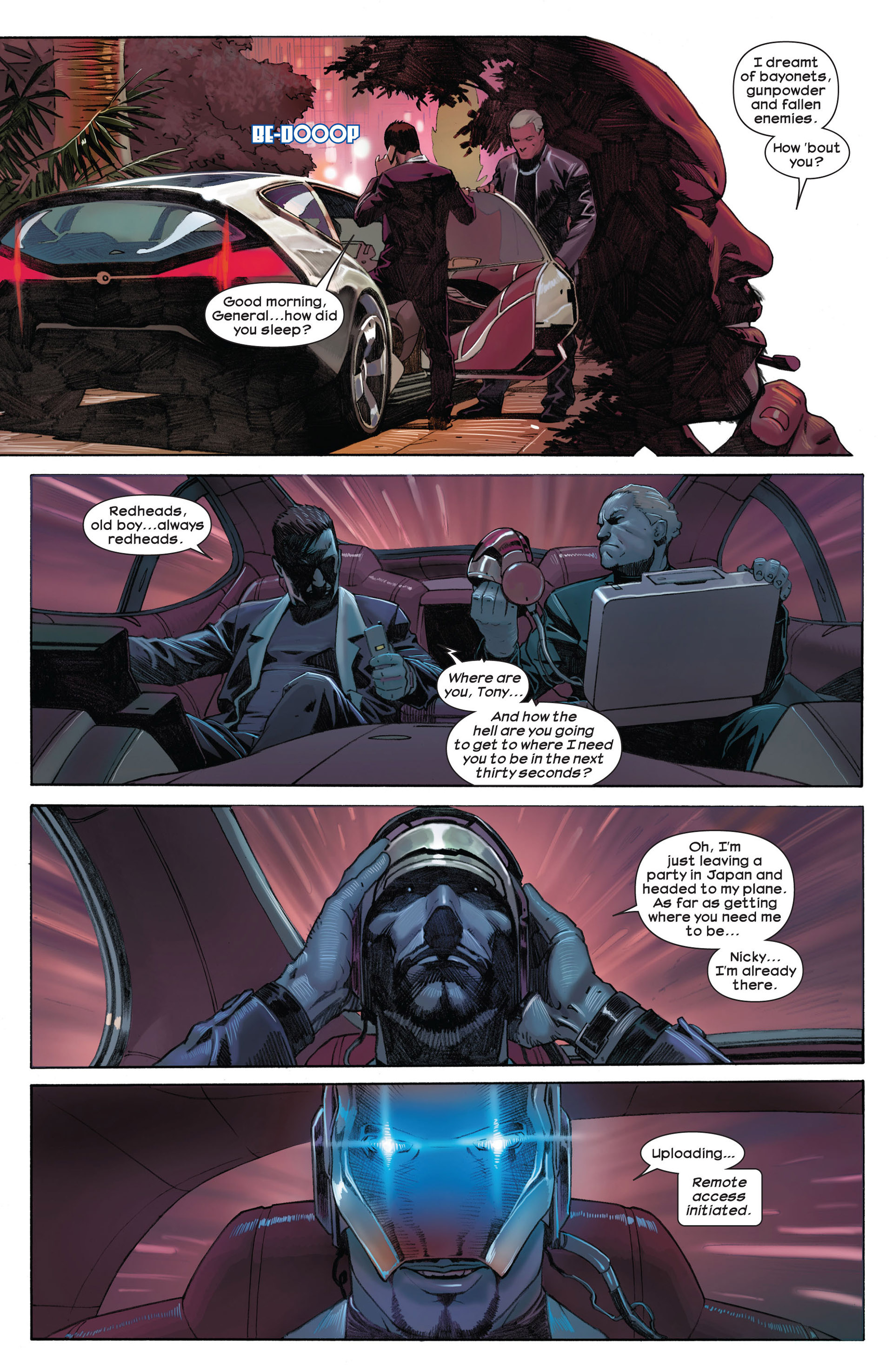 Read online Ultimate Comics Ultimates comic -  Issue #1 - 8
