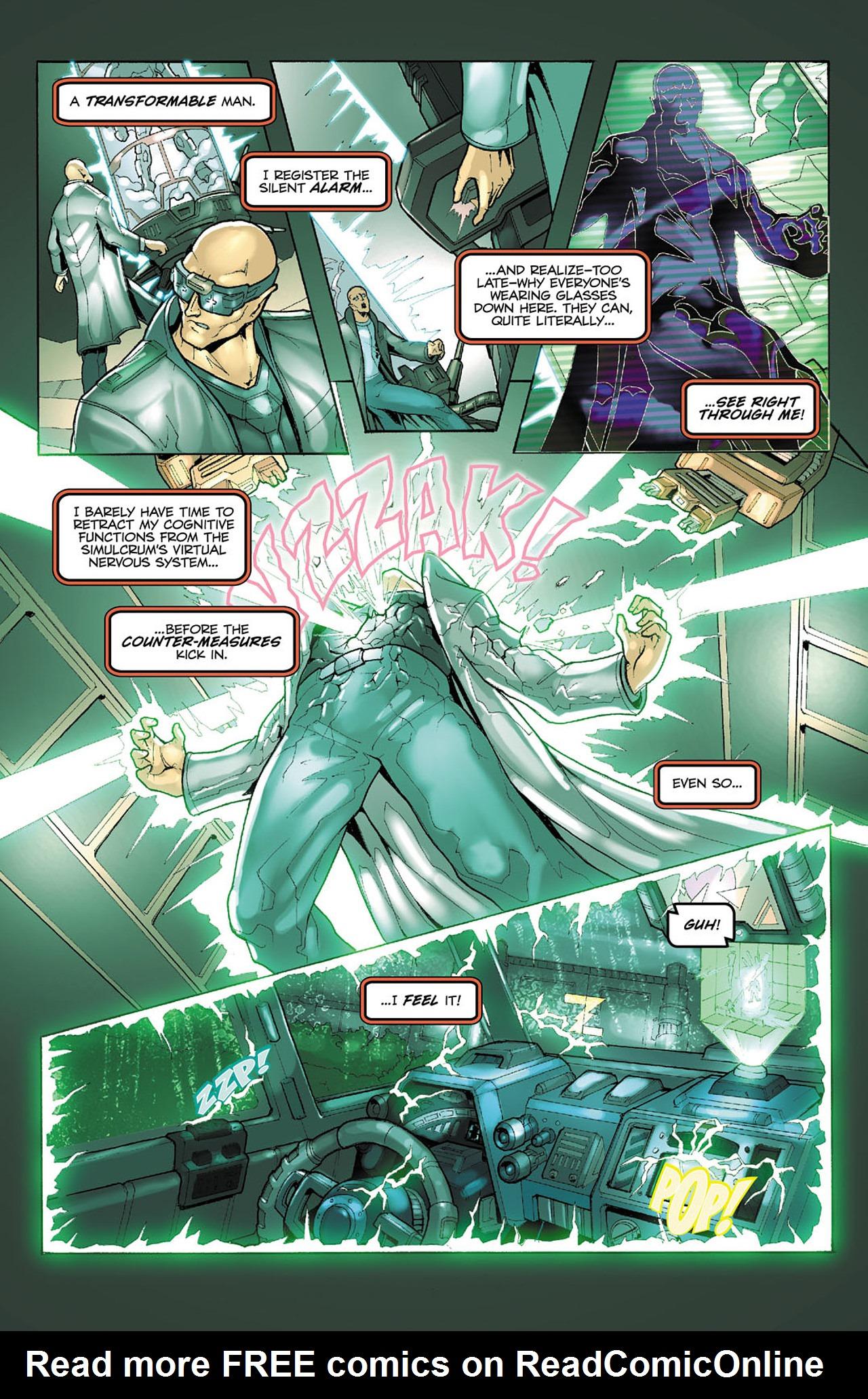 Read online Transformers Spotlight: Ultra Magnus comic -  Issue # Full - 16