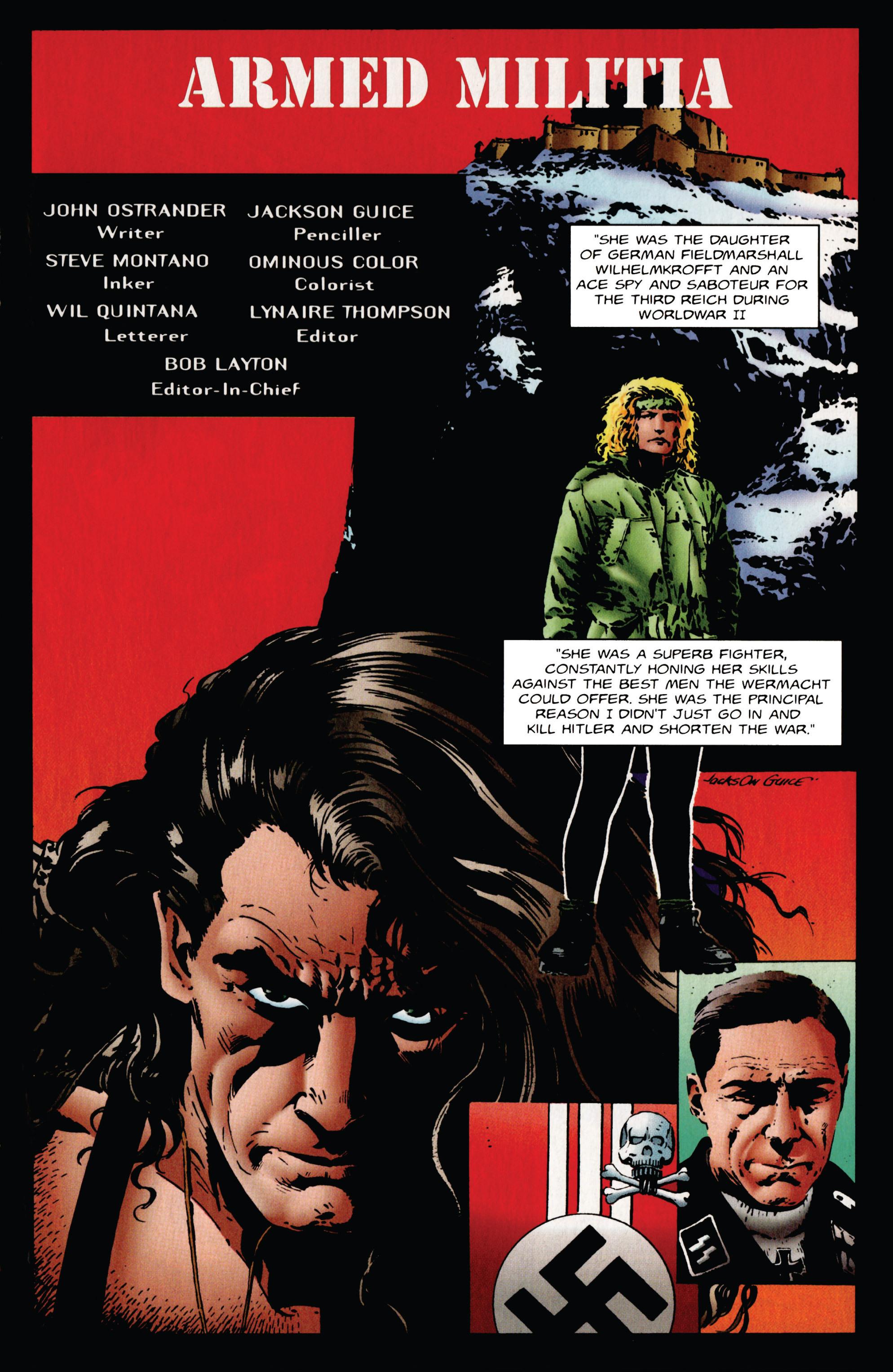 Read online Eternal Warrior (1992) comic -  Issue #43 - 2
