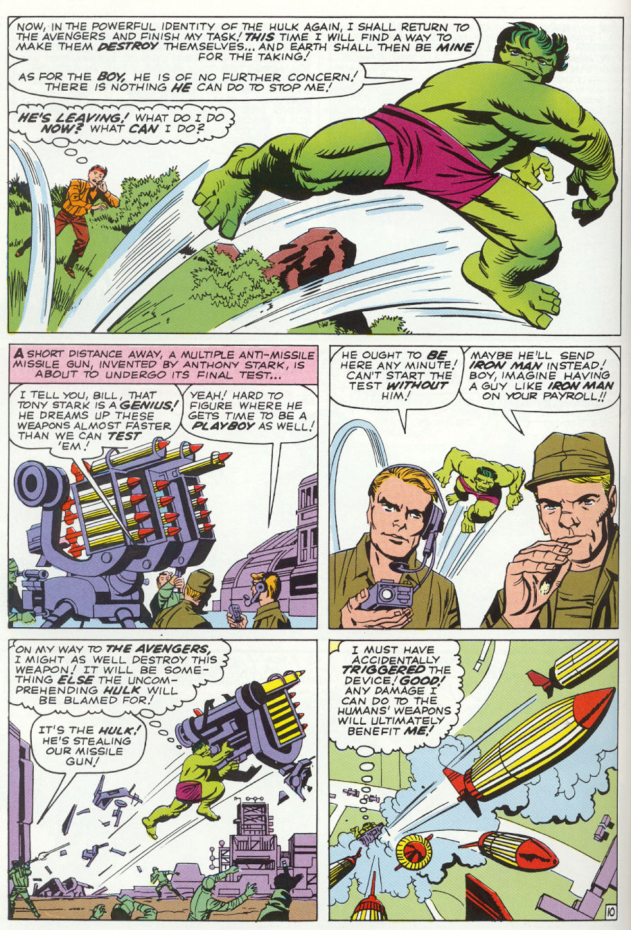 The Avengers (1963) 2 Page 10