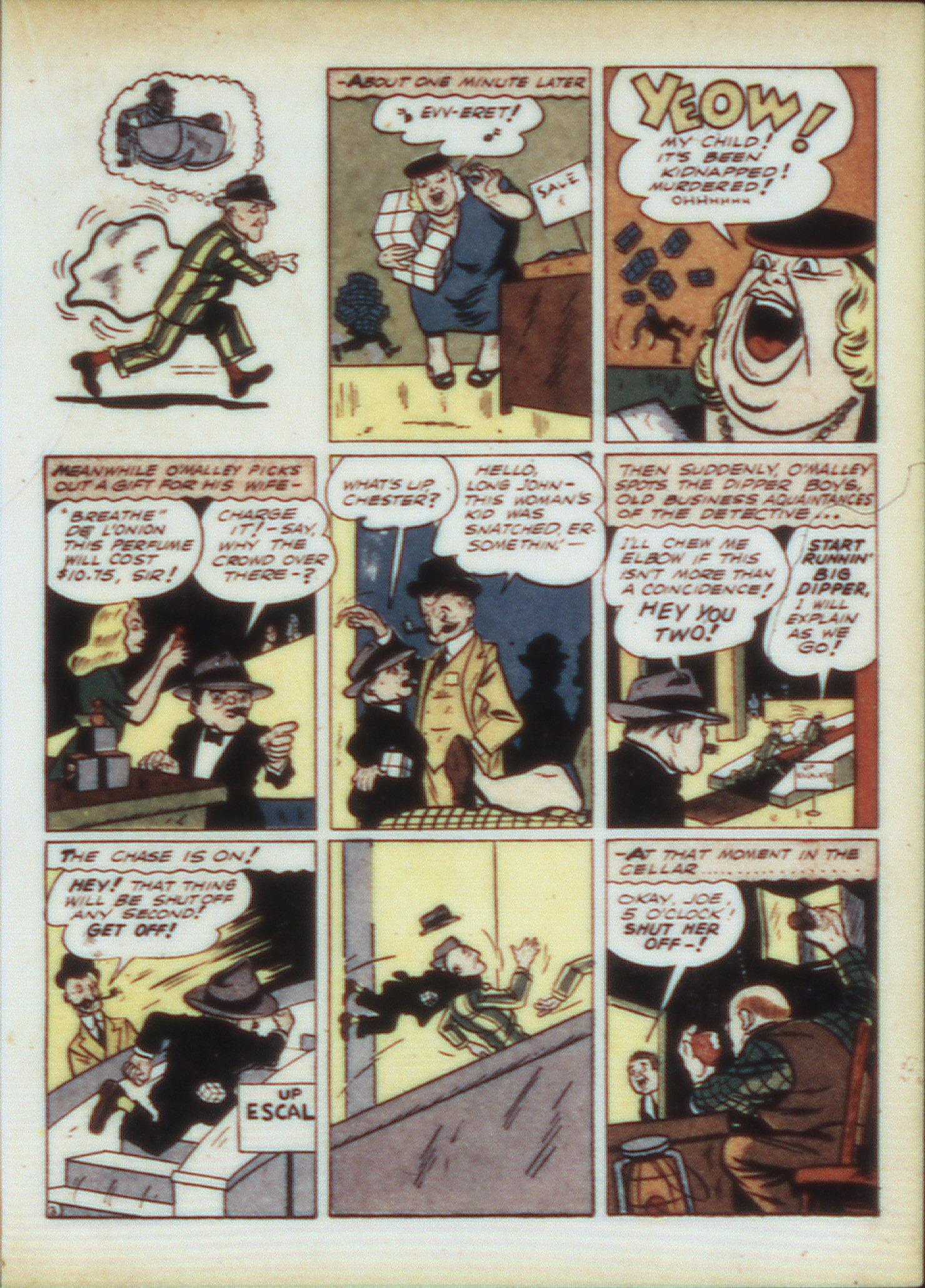 Read online Sensation (Mystery) Comics comic -  Issue #9 - 35