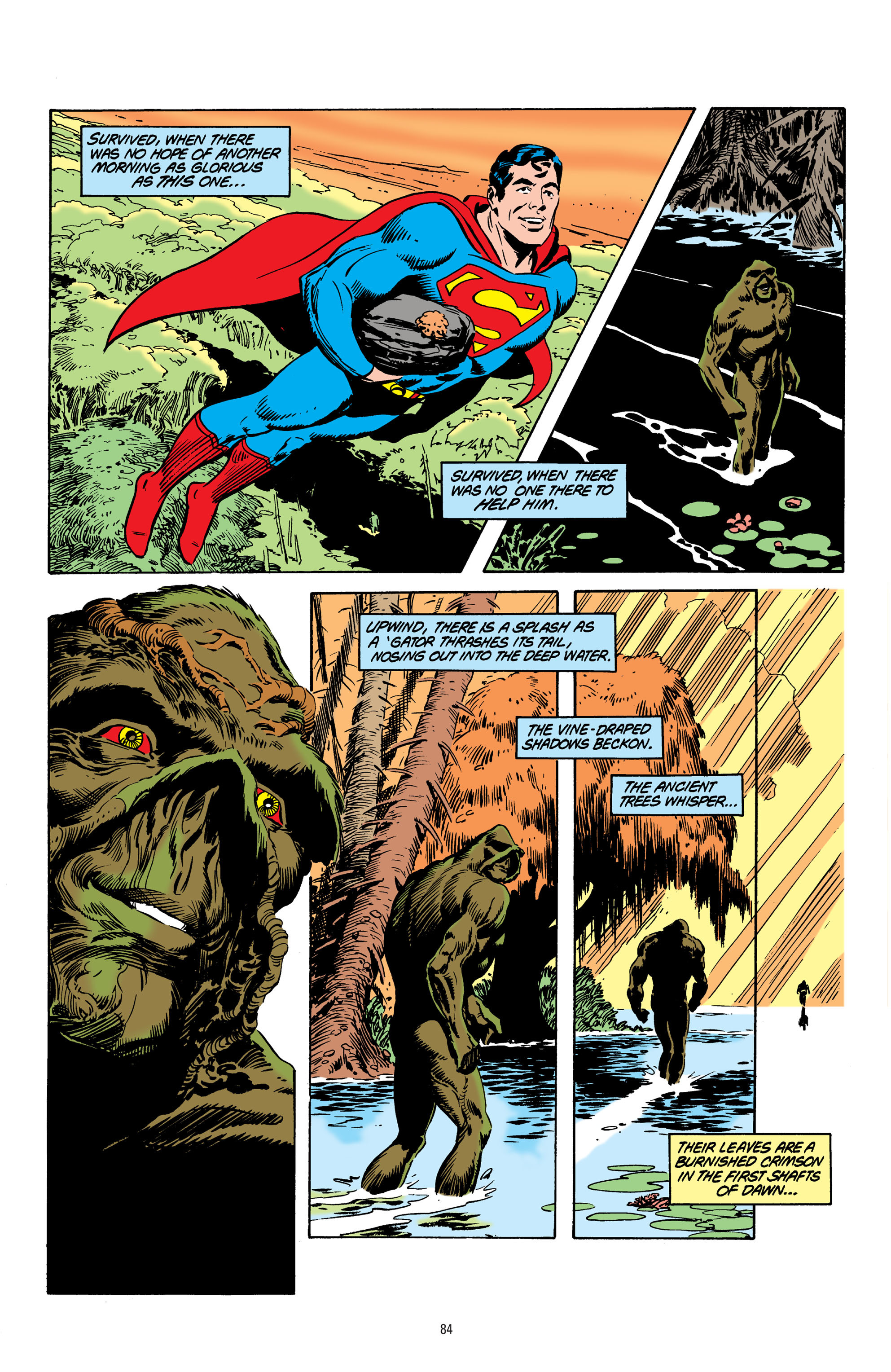 Read online Superman: Whatever Happened to the Man of Tomorrow? comic -  Issue # TPB - 83