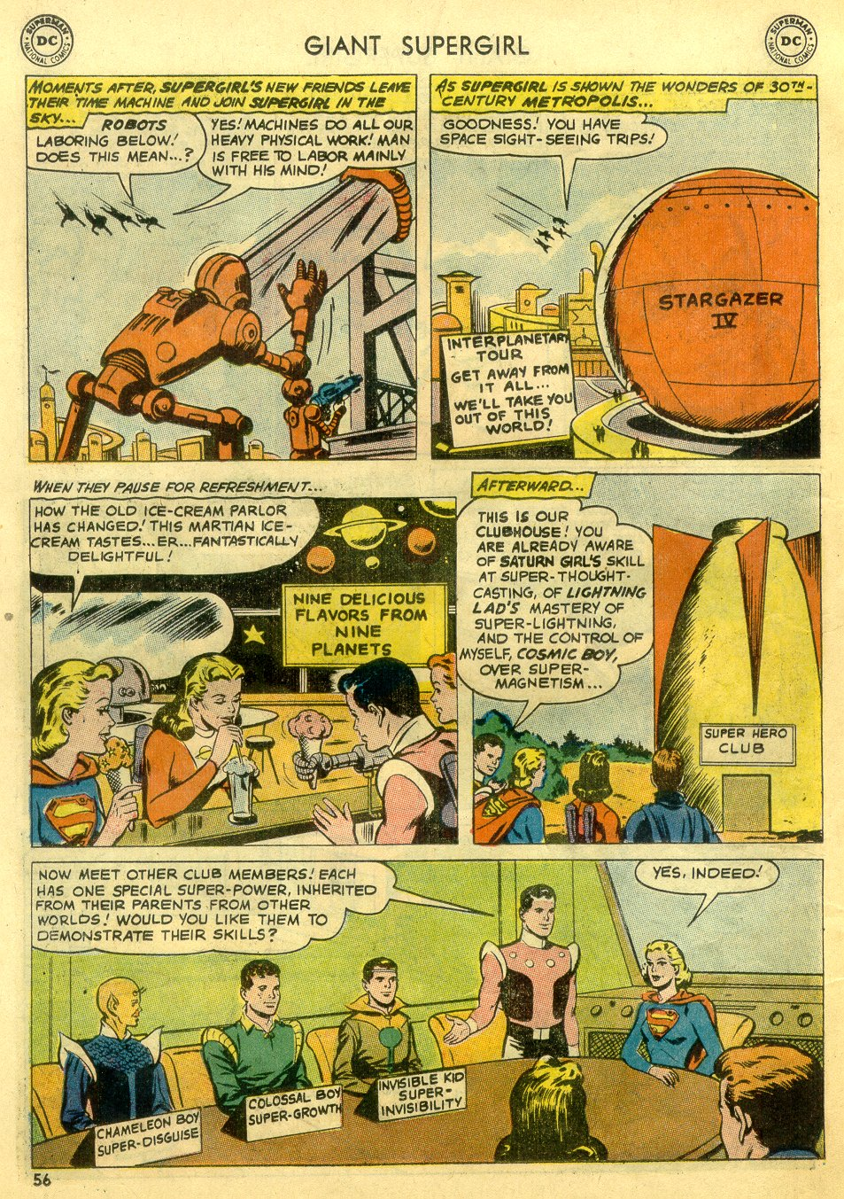 Action Comics (1938) 334 Page 57