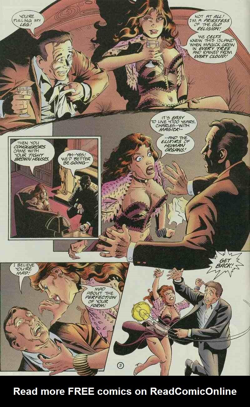 Read online Ultraverse Premiere comic -  Issue #11 - 13