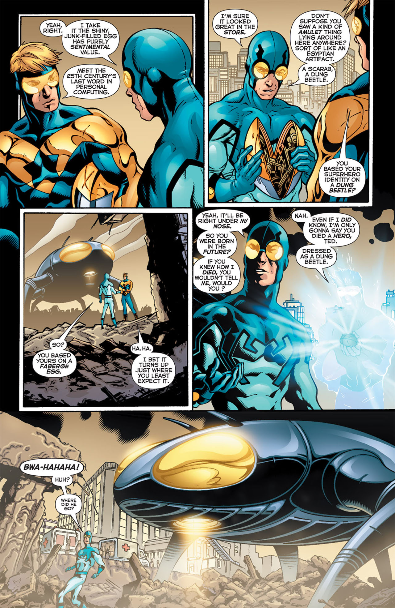 Read online 52 comic -  Issue #52 - 20