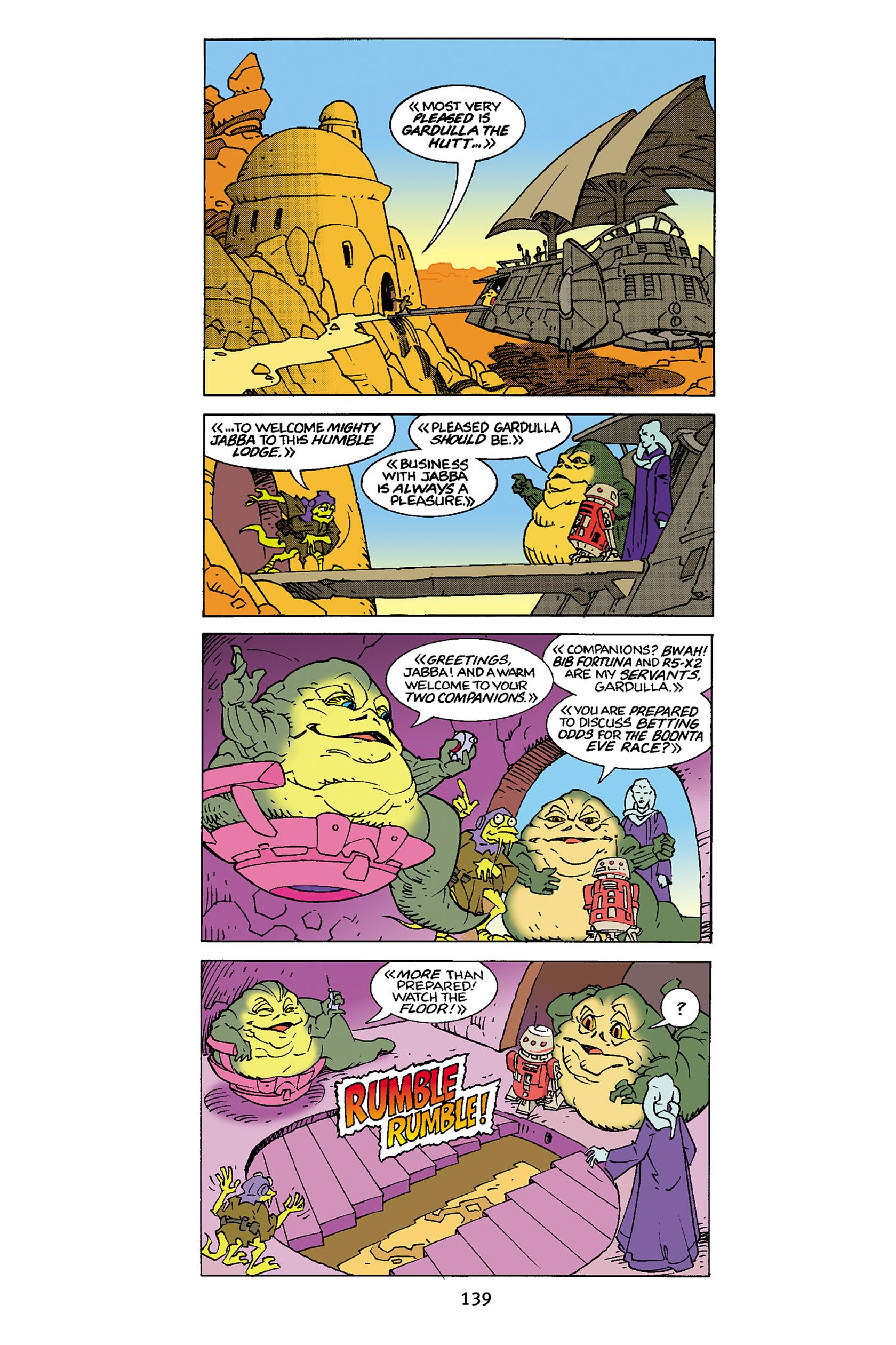 Read online Star Wars Omnibus comic -  Issue # Vol. 30 - 136