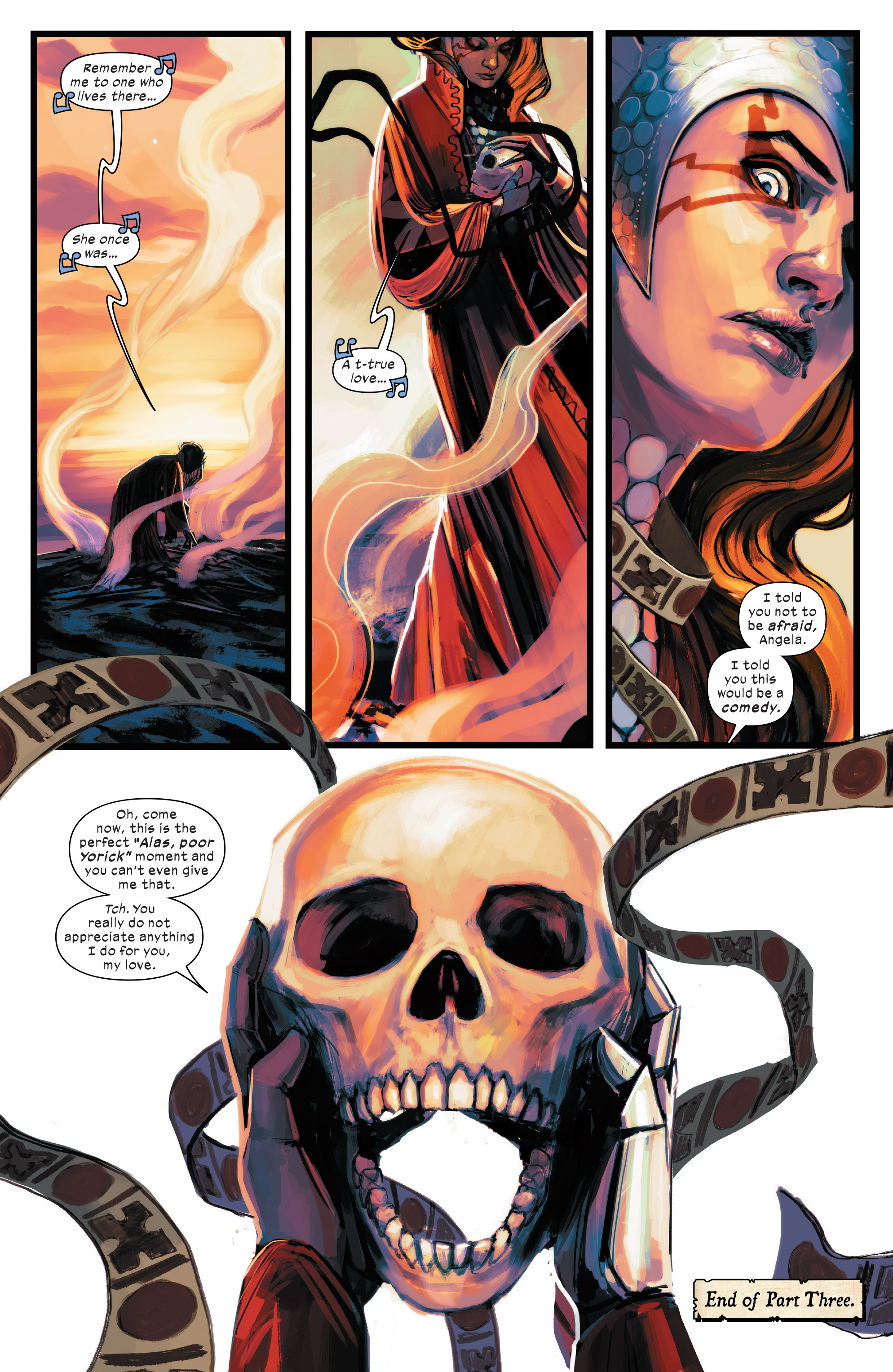 Read online 1602 Witch Hunter Angela comic -  Issue #3 - 19